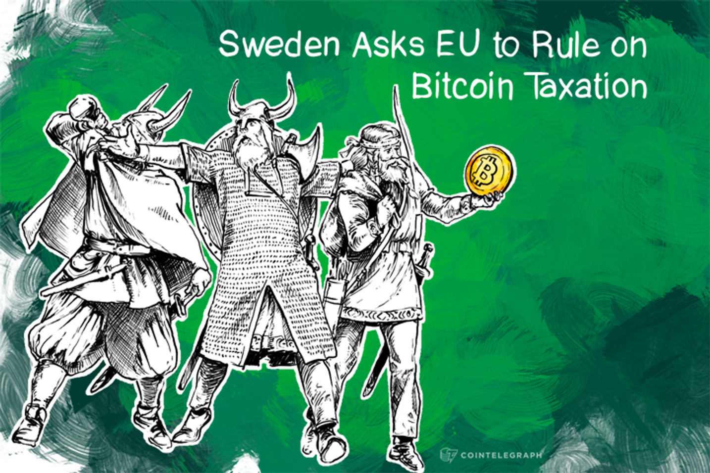 Sweden Asks EU to Rule on Bitcoin Taxation
