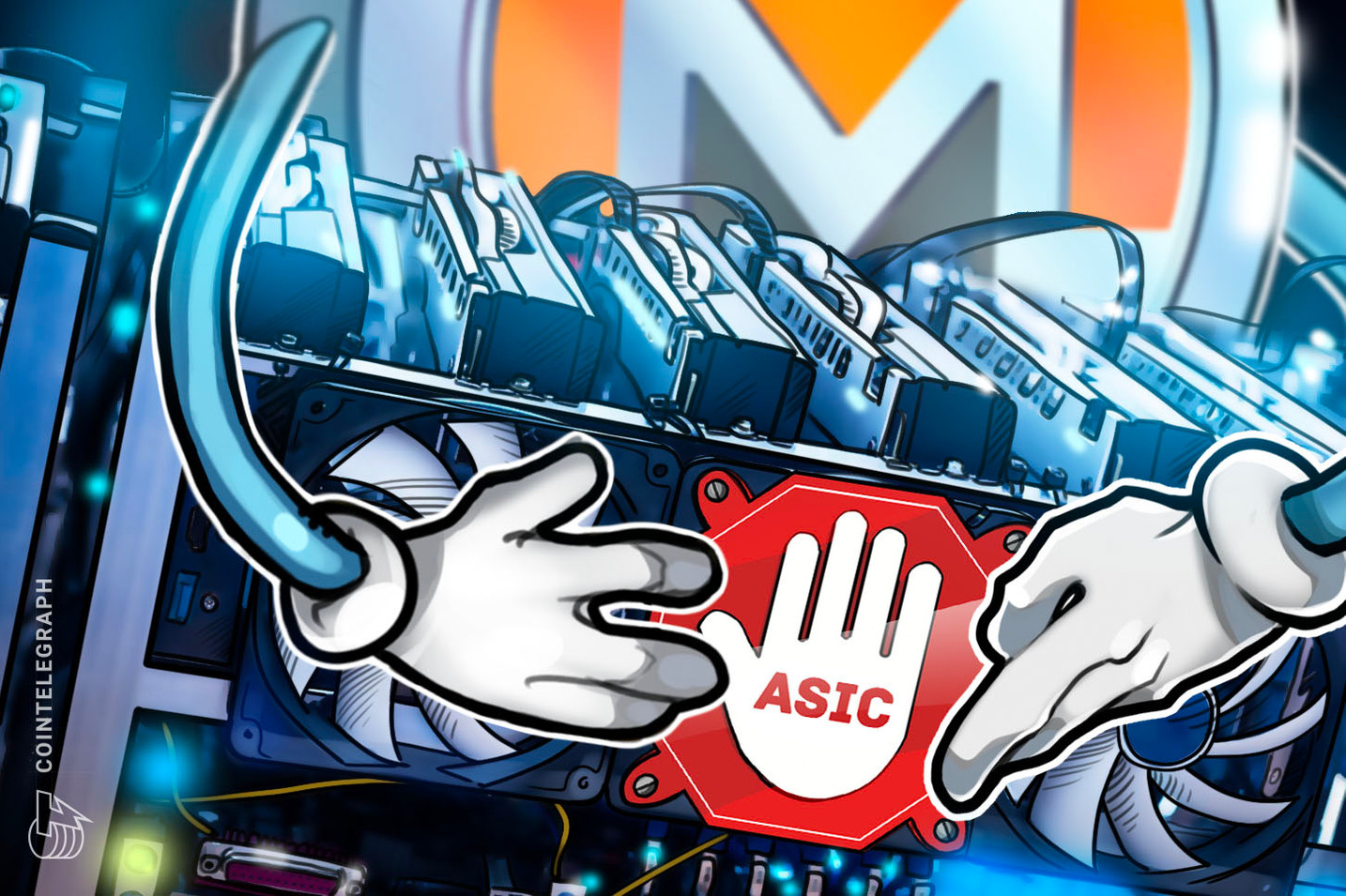 Decentralization First: Privacy Coin Monero Cuts Out ASIC Miners to Stay Independent