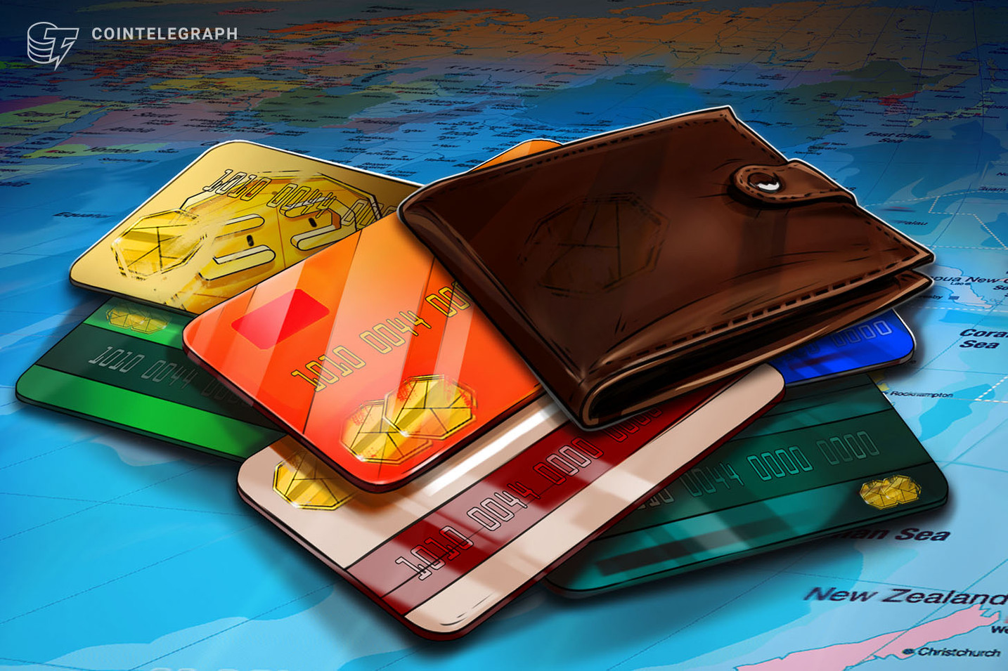 Crypto Goes Plastic — Coinbase's Visa-Approved Solution Suggests Growth