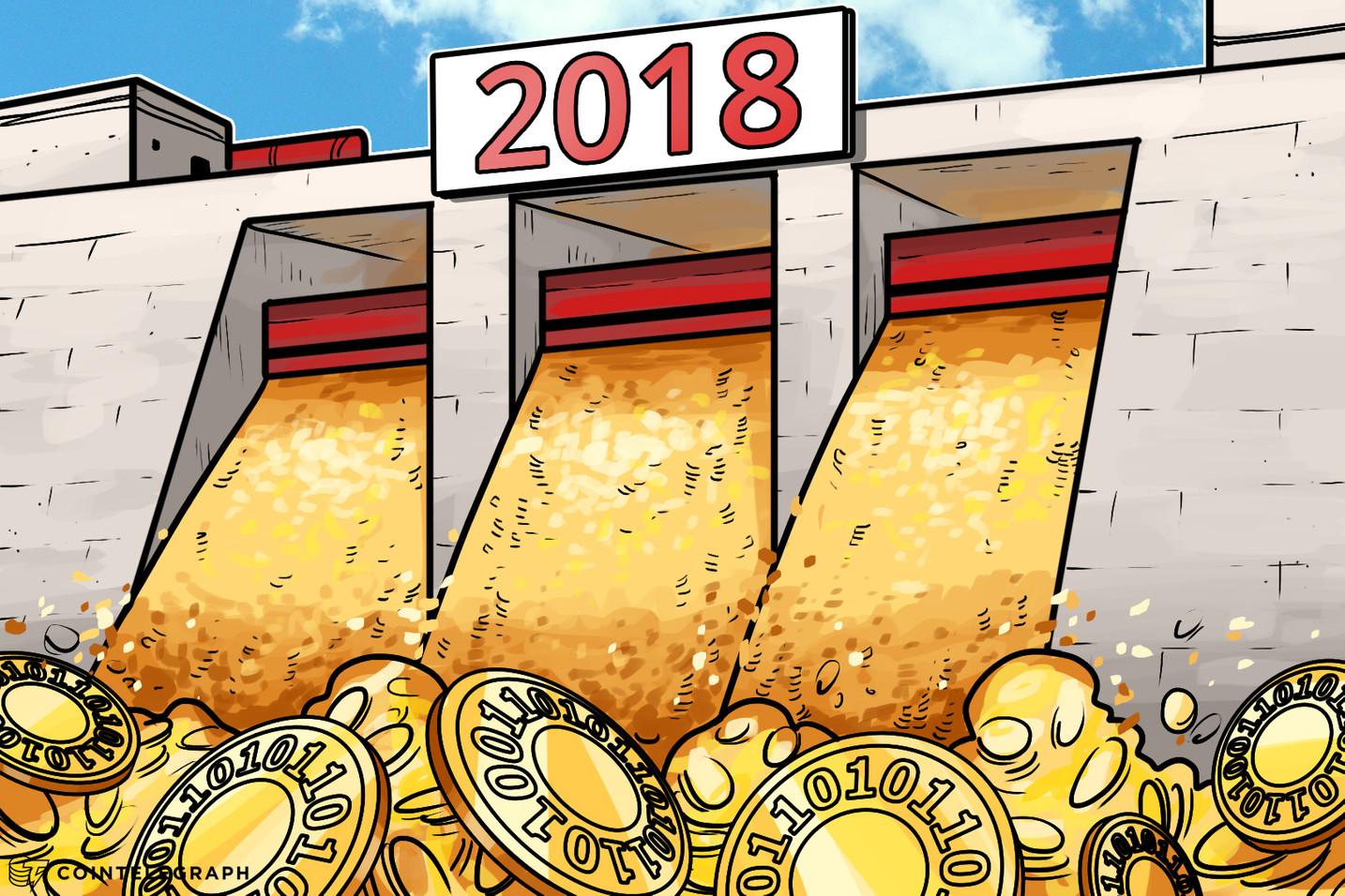Secondo il CEO di Abra, nel 2018 i grossi investitori 'scateneranno l'inferno' nel mercato delle criptovalute.