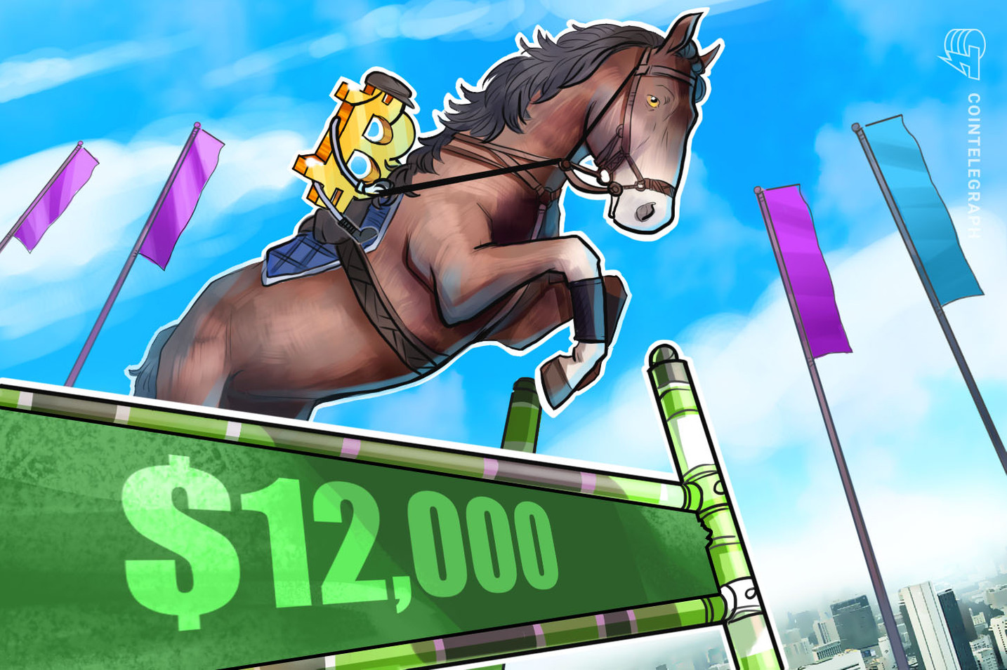 Bitcoin Price Tackles $12,000 After Breaking Through a Key Resistance Zone