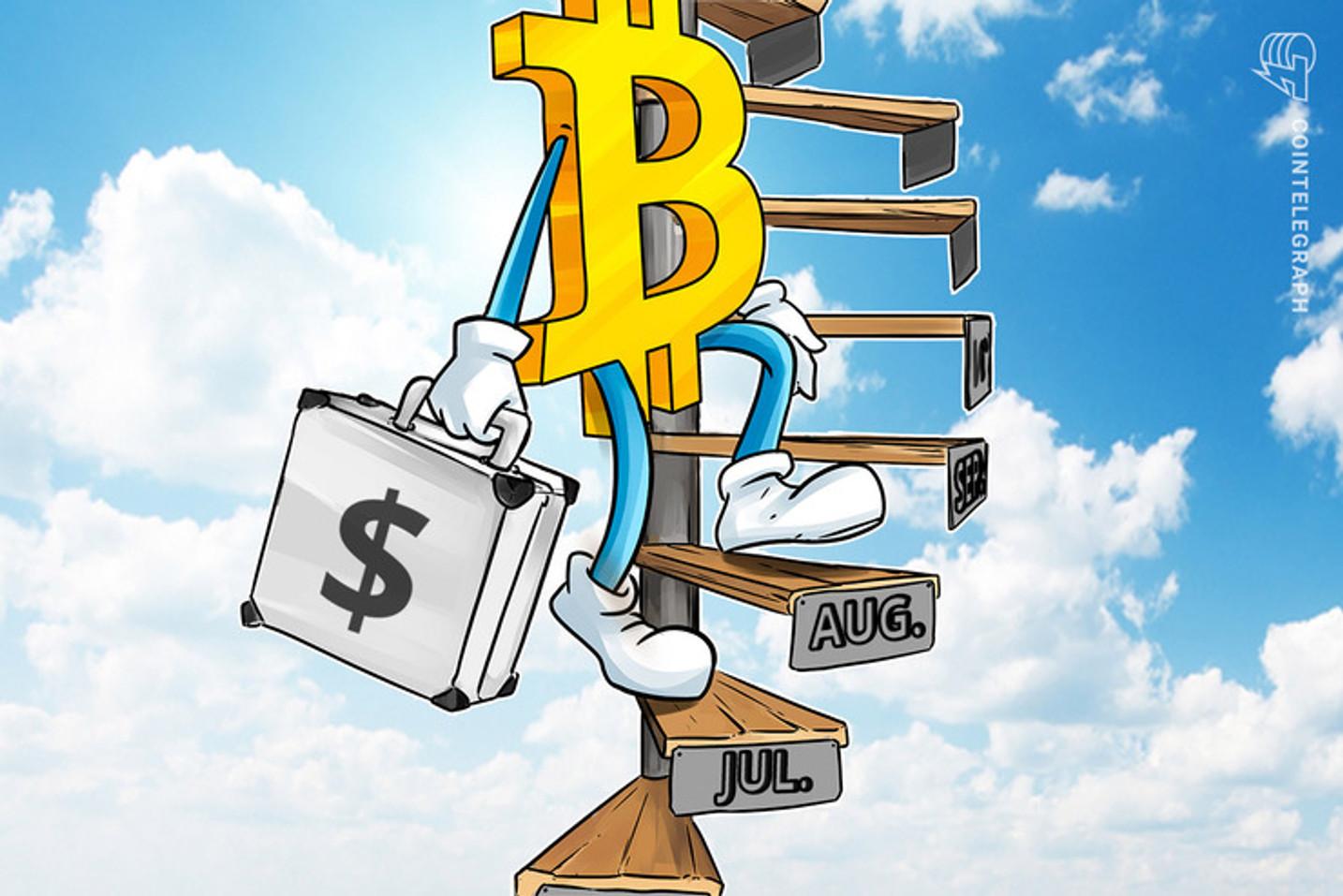 Breaking: Bitcoin rompe el techo psicológico de los USD 9,000 al conocerse lanzamiento del 'e-diner' en Túnez