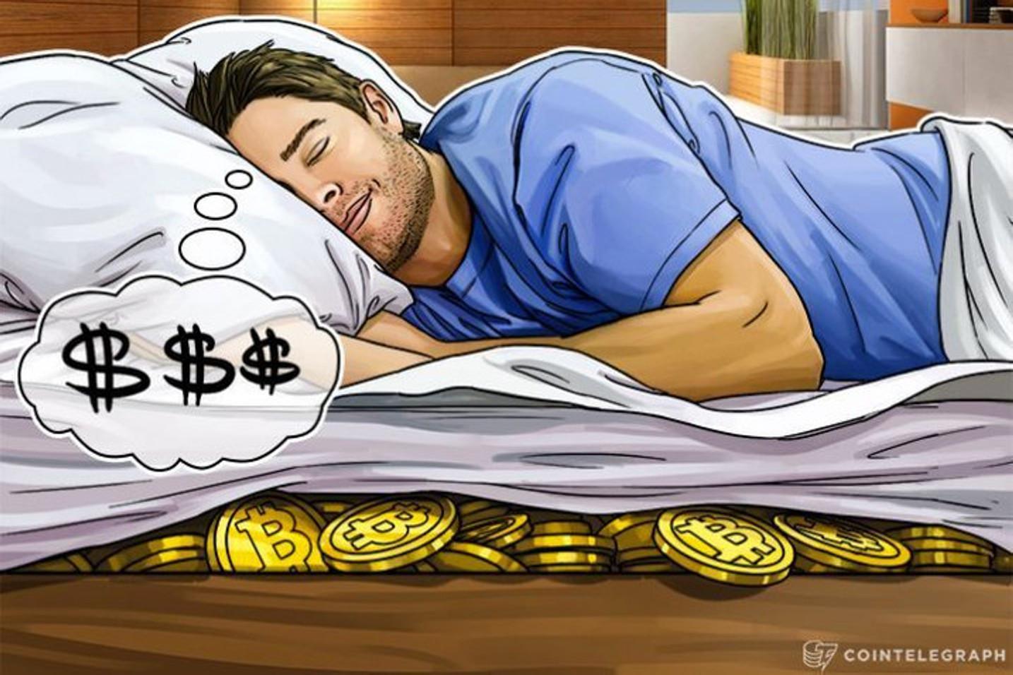Confira 6 poupanças de Bitcoin (BTC) que prometem até 18.55% de lucro