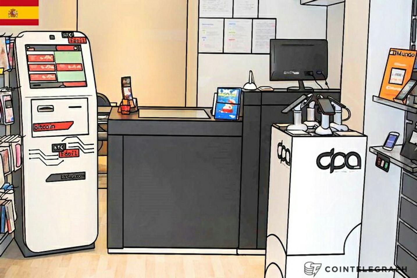 Bitphone abrirá su primera tienda en  Barcelona el martes 26 de julio