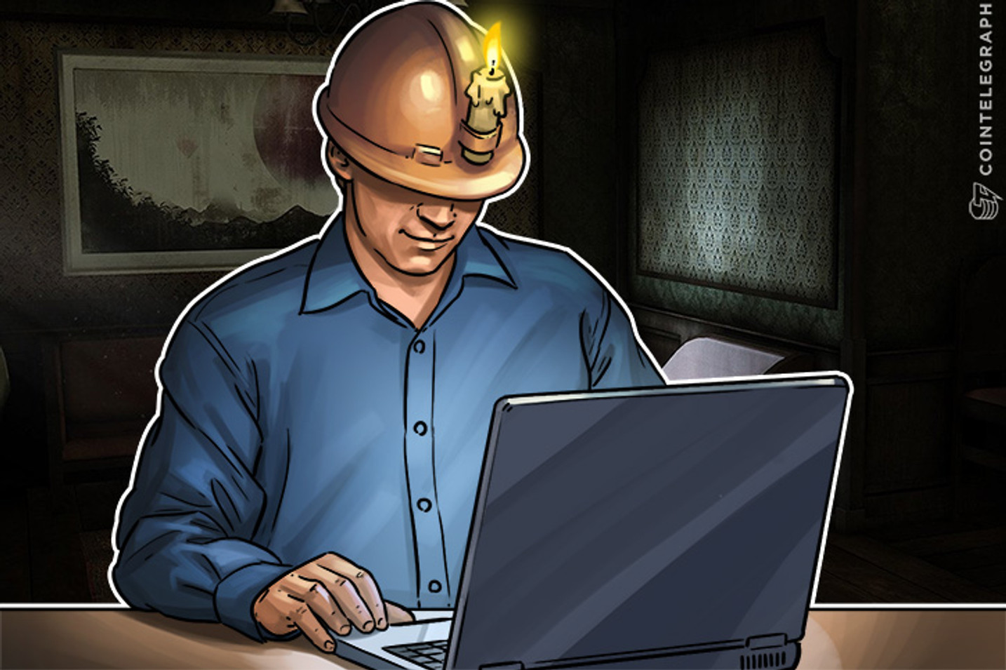 South Korean Market Giant Bans Bitcoin Mining Amidst Electricity Outages