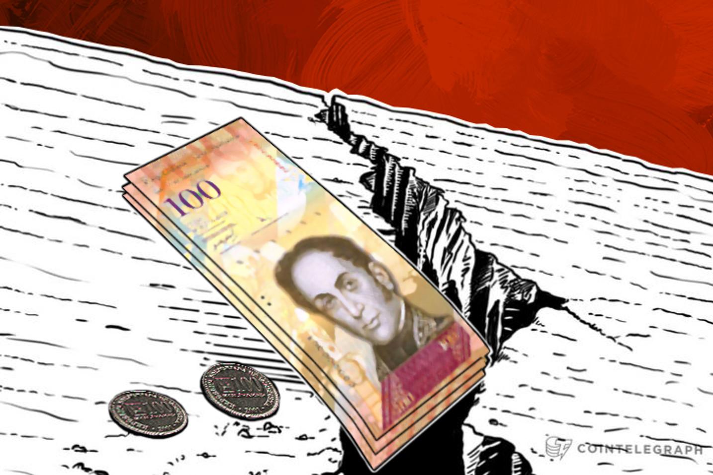 Venezuela: A Severe Case of Bolivaritis (Op-Ed)