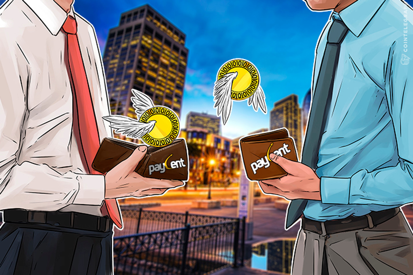 Crypto Gateway Provides 36 mln Payment Points Worldwide