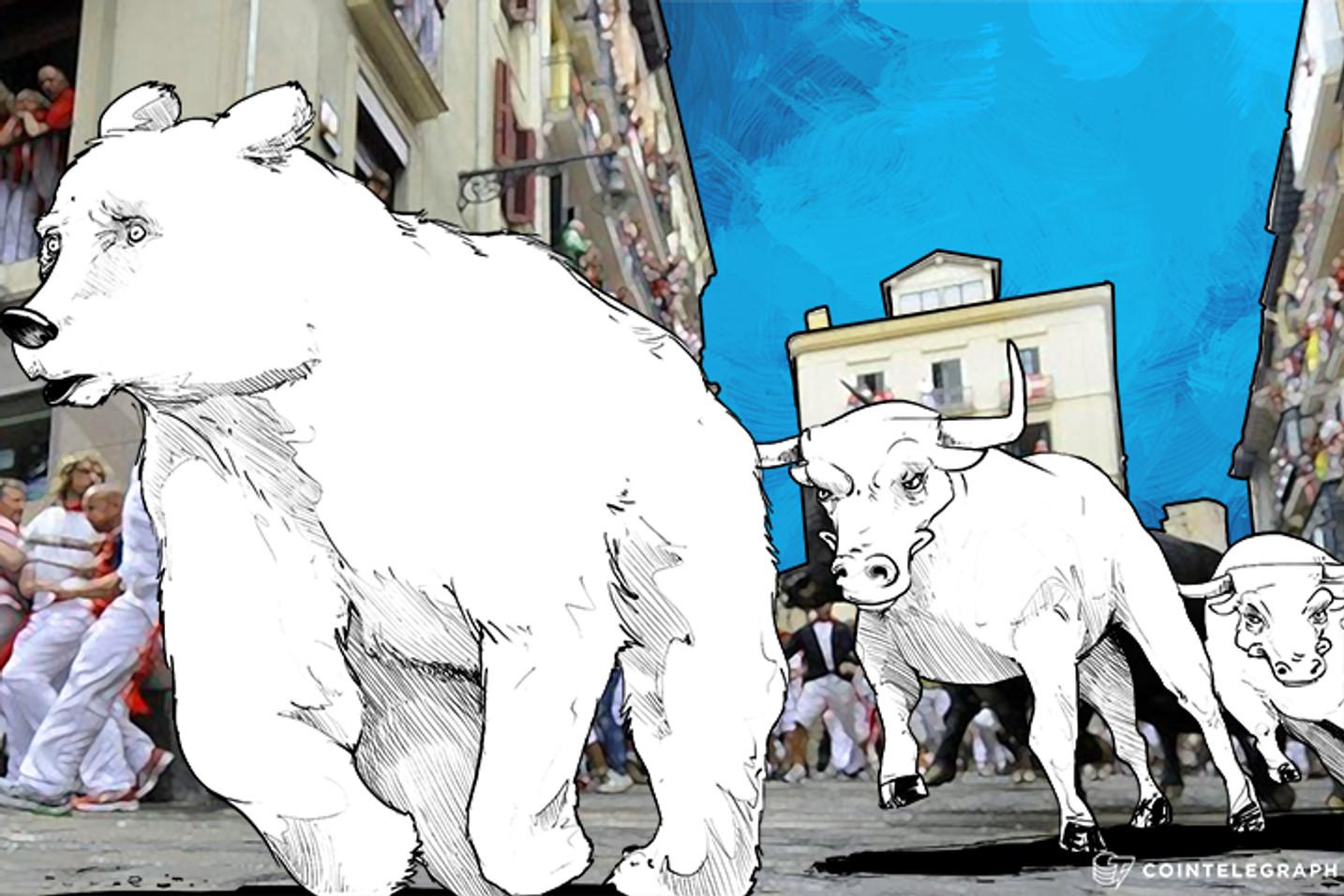 Bitcoin Price Analysis: The Running of the Bulls (Week of July 6)