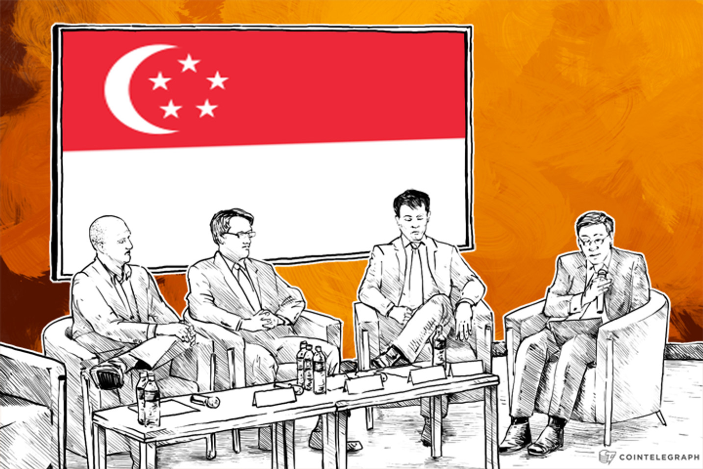 Singapore Crypto Conference Brings Together Academia, Businesses and Regulators