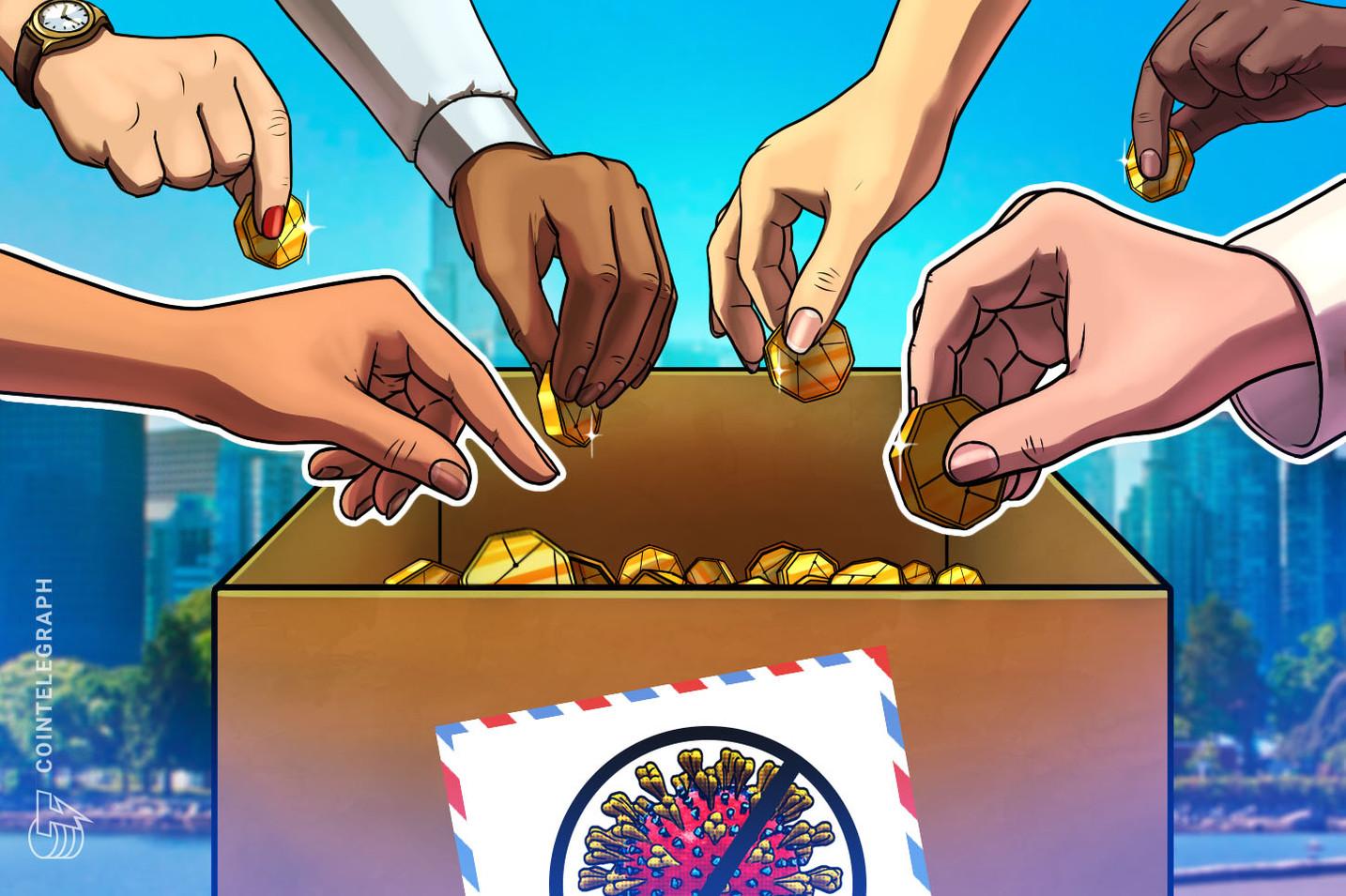 BitMEX: Beteiligung an Corona-Bekämpfung über eigenen Fonds