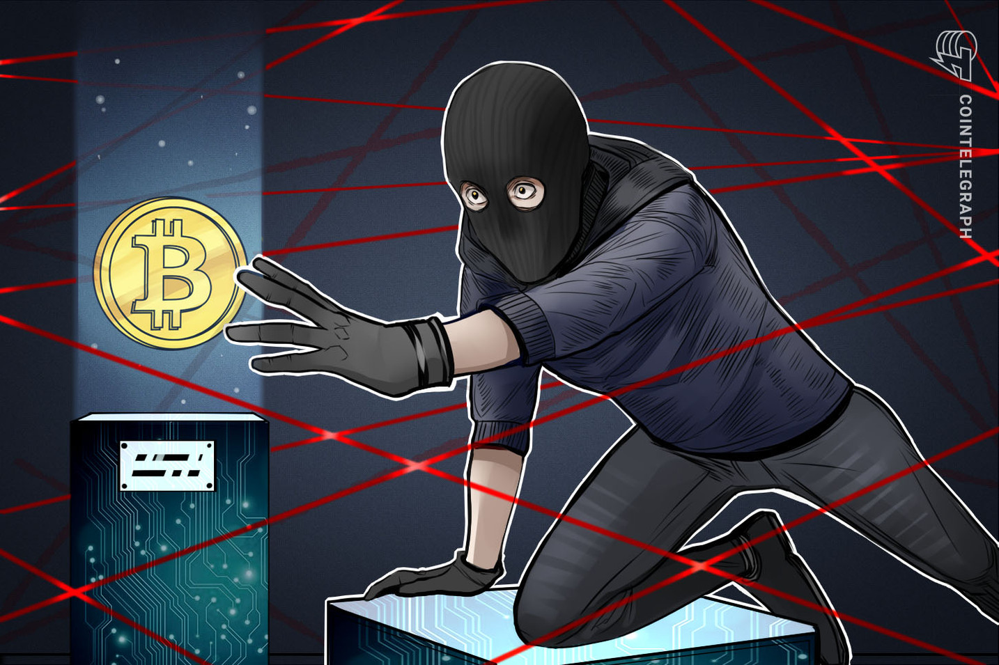 Hackers roubam mais de US$ 100 mil em BTC de gerente de engenharia da BitGo