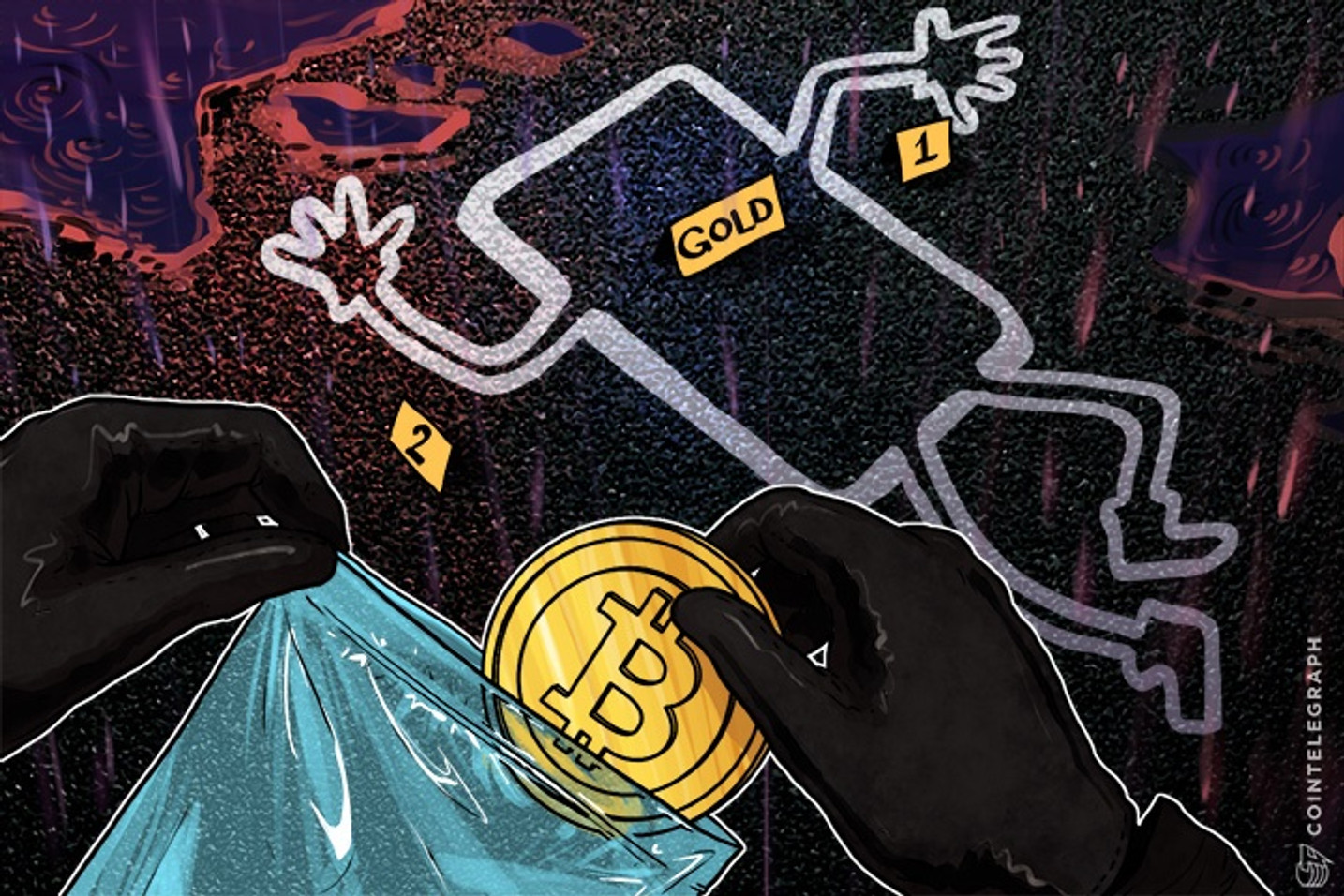 Pre-Bitcoin Virtual Currencies: Murder, Terrorism, Child Pornography