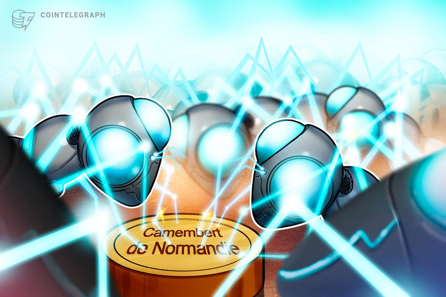 Carrefour aplicará la tecnología Blockchain al famoso queso Camembert de Normandie