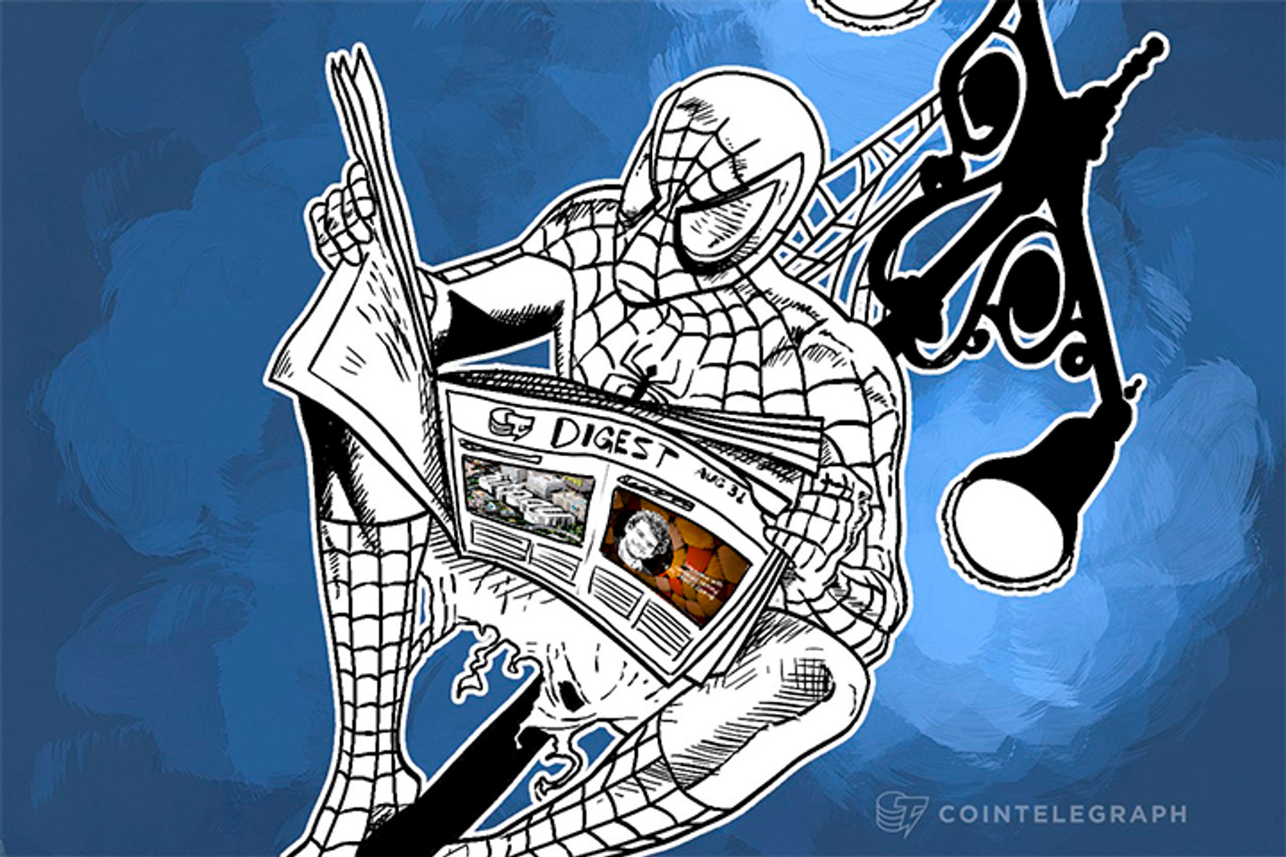 AUG 31 DIGEST: Barclays to Enable Charitable Bitcoin Donations; Coinbase Expands to Canada