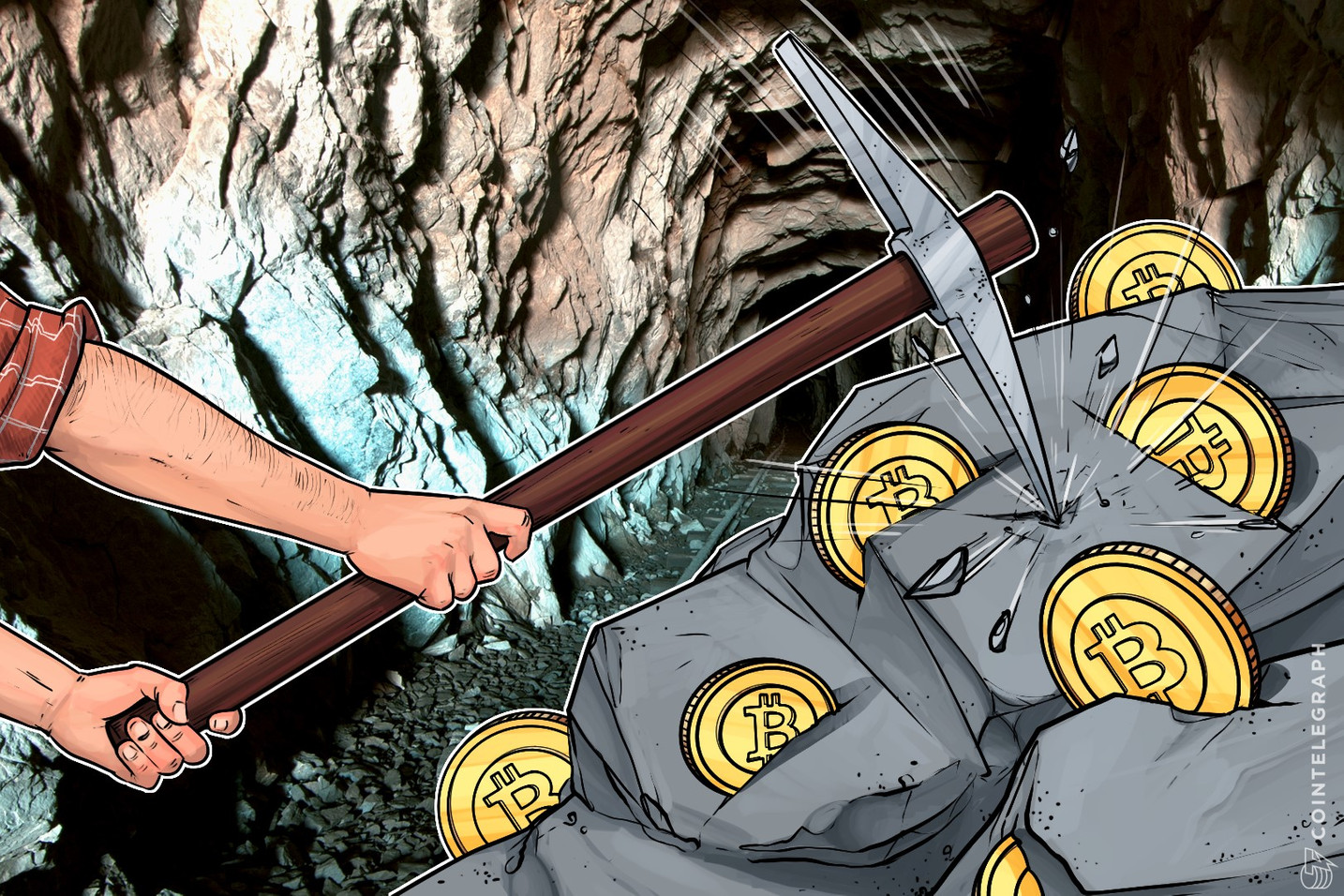 'Halving do Bitcoin já está precificado pelos mineradores' diz analista fundador da Morgan Creek
