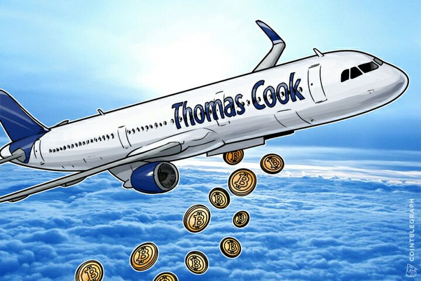As Thomas Cook Suspends FX in UK, Bitcoin Best Choice For Individuals