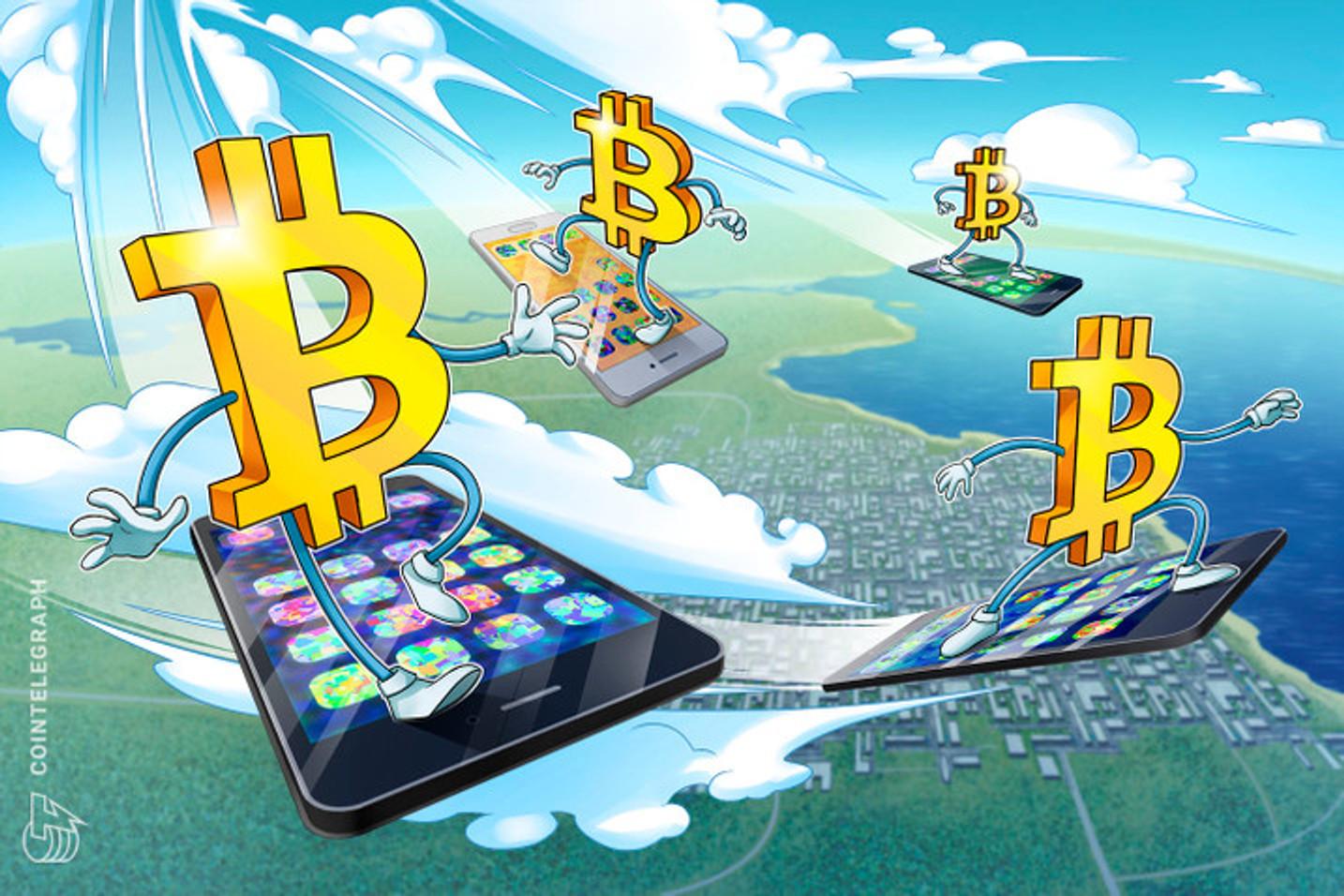 Transferencias con bitcoin se incrementaron en El Salvador