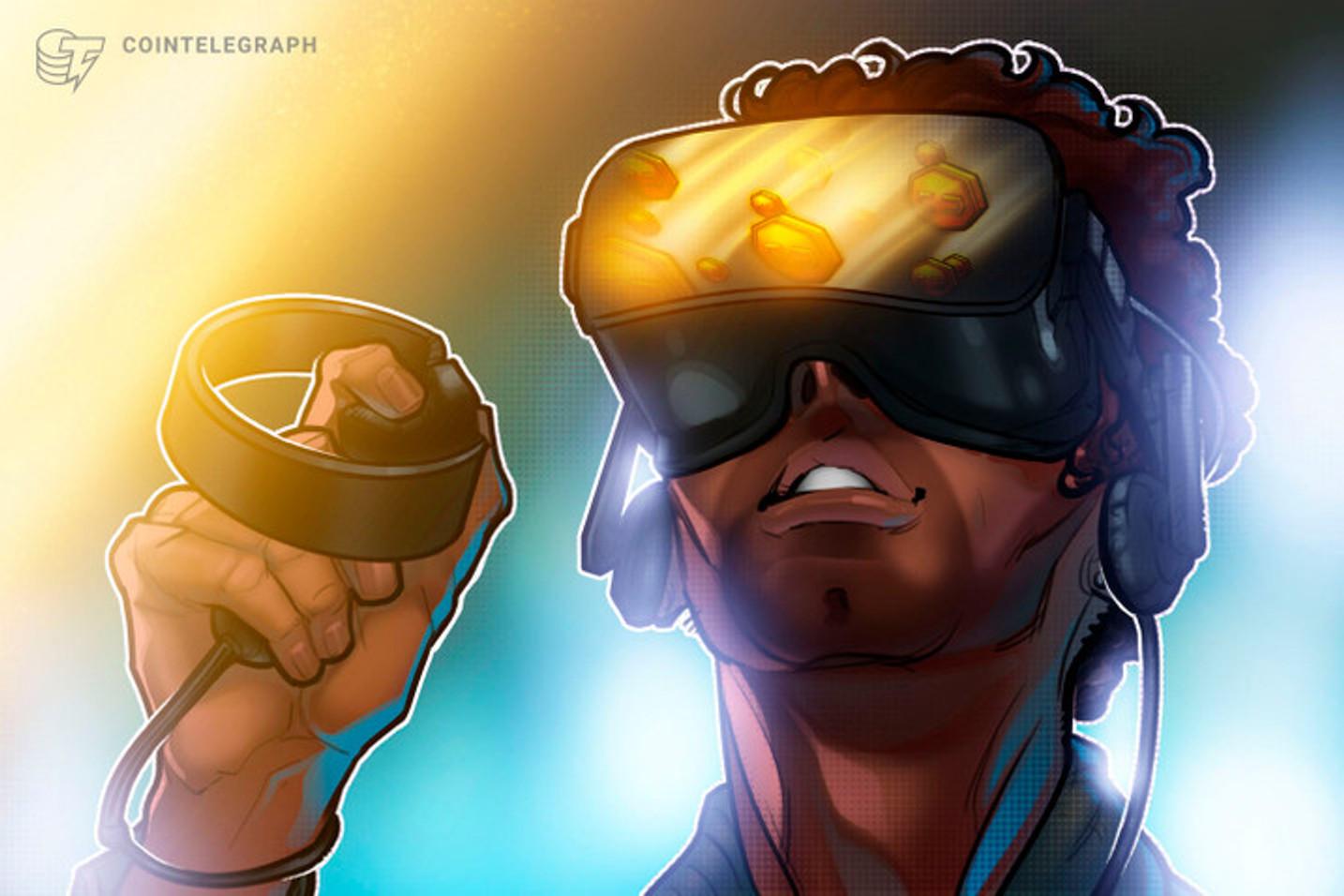 Game gera polêmica com 'metaverso' em realidade virtual com criptomoeda e propriedades do mundo real à venda