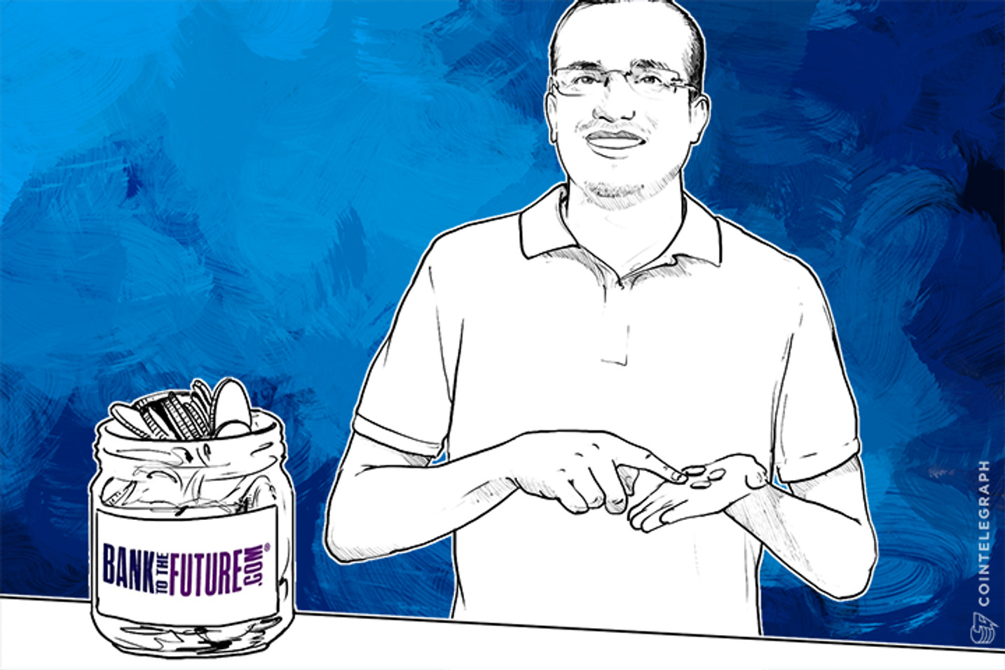 Simon Dixon: 'Bitcoin Solves 3 Major Problems in the Financial System'