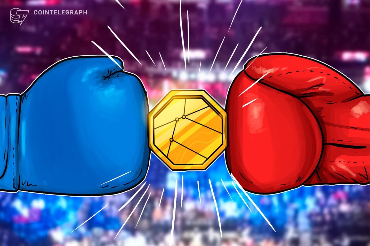 El campeón filipino de boxeo Manny Pacquiao lanza su propia criptomoneda