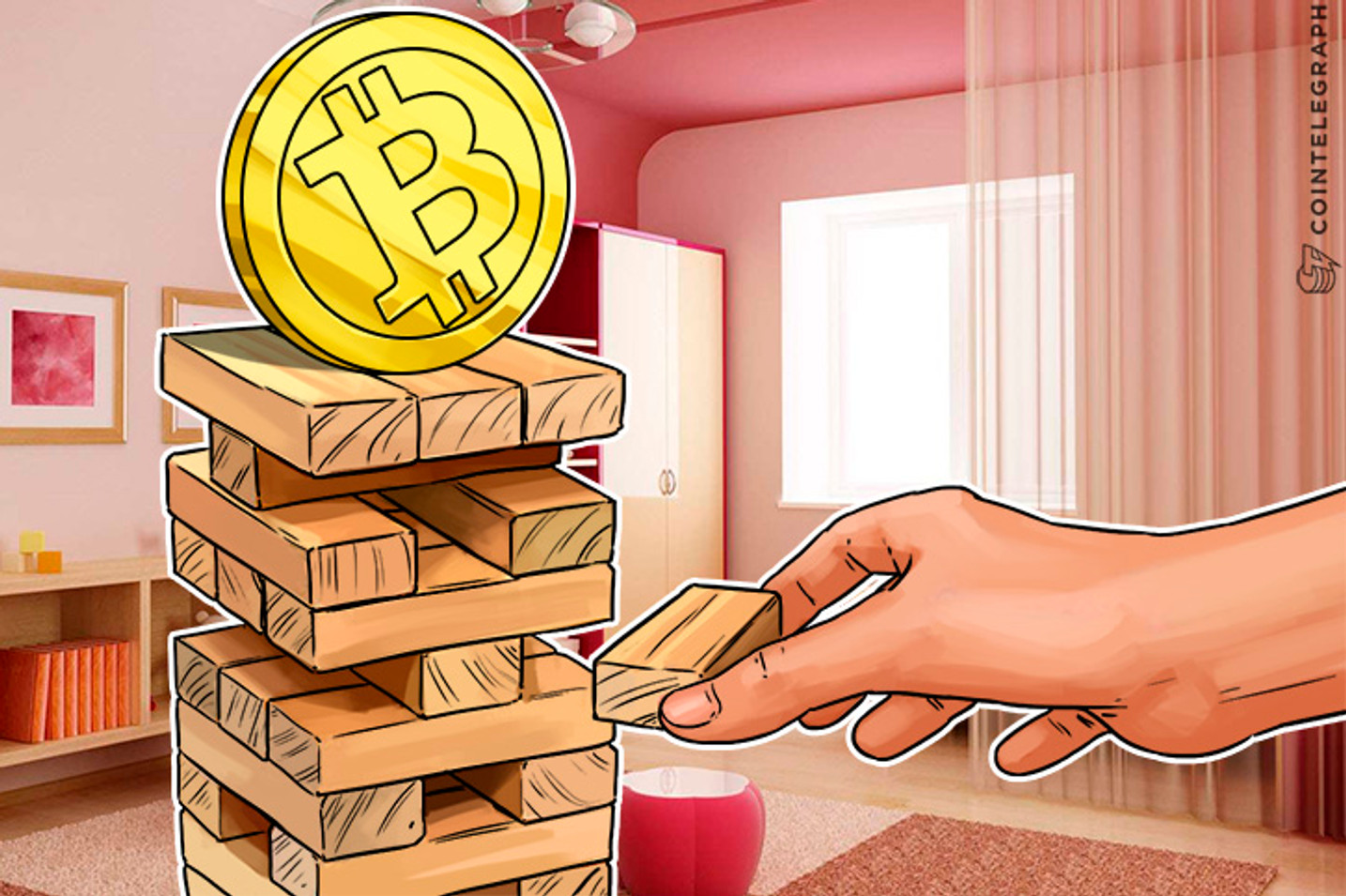 Bitcoin Price Resilient to Economic Uncertainty, Hits $2,600 as Markets Plunge
