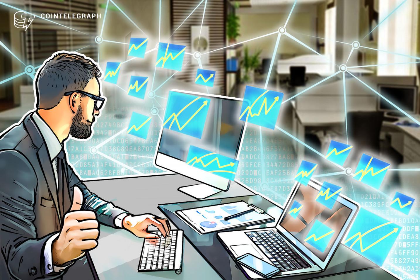 La blockchain potrebbe essere la chiave per evitare la prossima crisi finanziaria, afferma un ex dirigente di JPMorgan