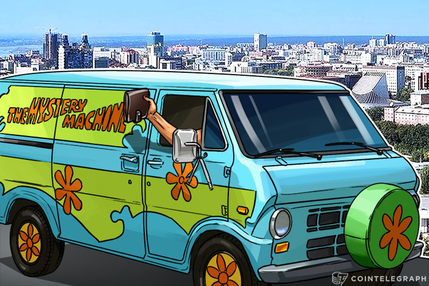 $20 Bln German Energy Company Brings Blockchain to Cars for US Drivers