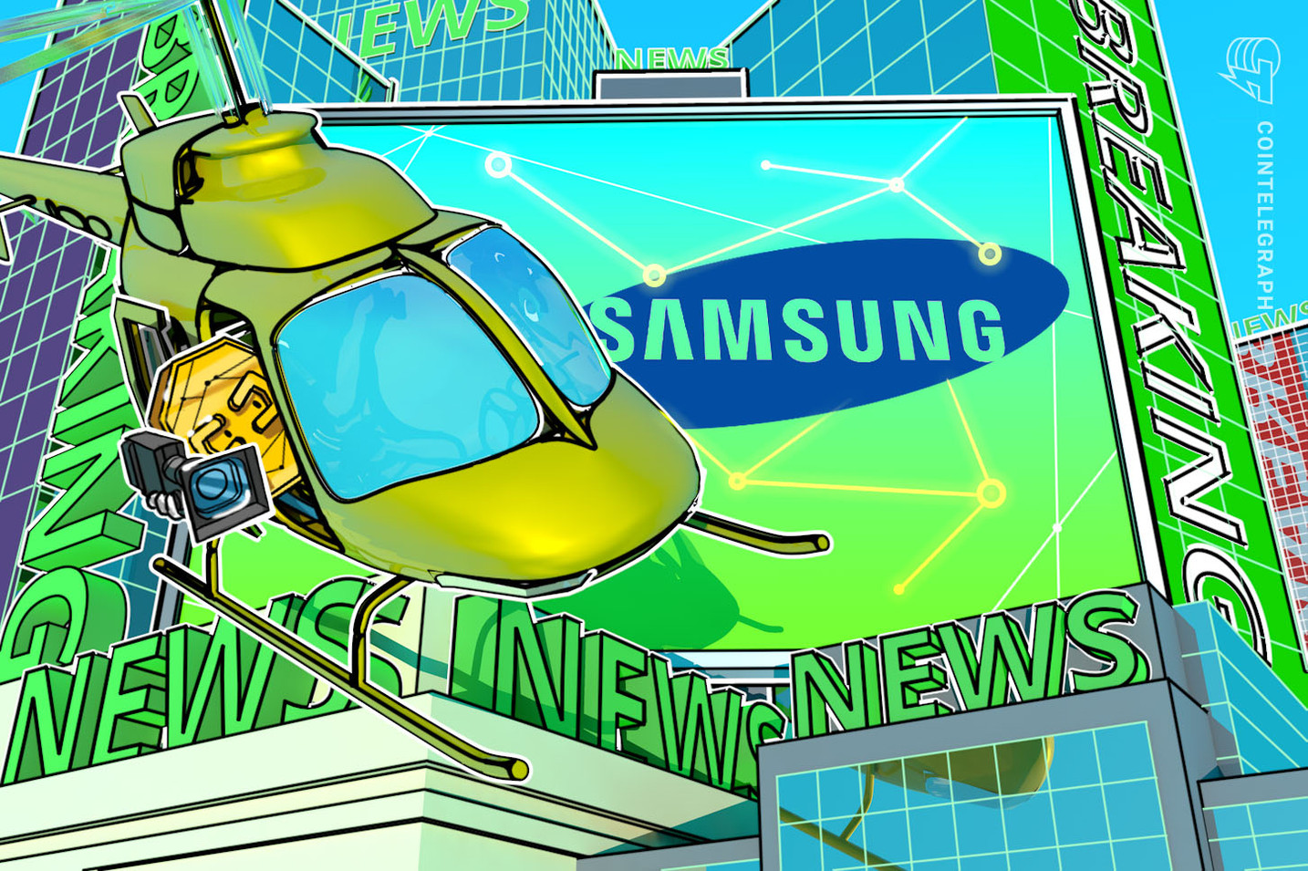Report: Samsung Planning New Blockchain Mainnet Featuring Samsung Coin