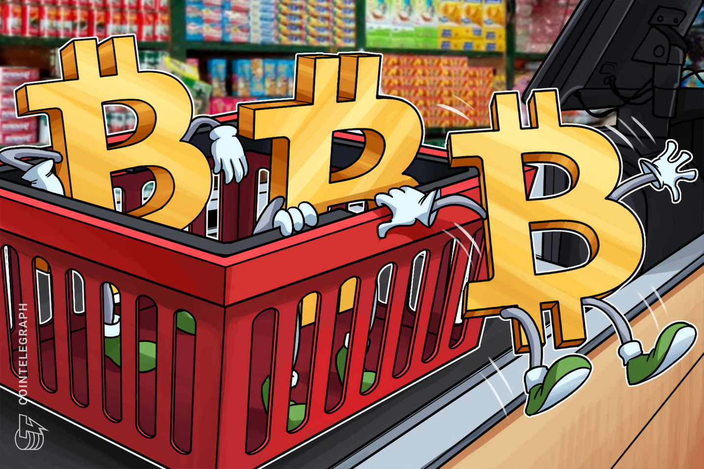 Lithuania: Narvesen Stores and Lithuanian Press Kiosks to Sell BTC