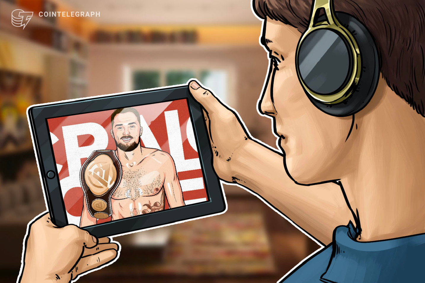 Brazilian Jiu-Jitsu Champion Says He Lost Bitcoin Bought in 2015
