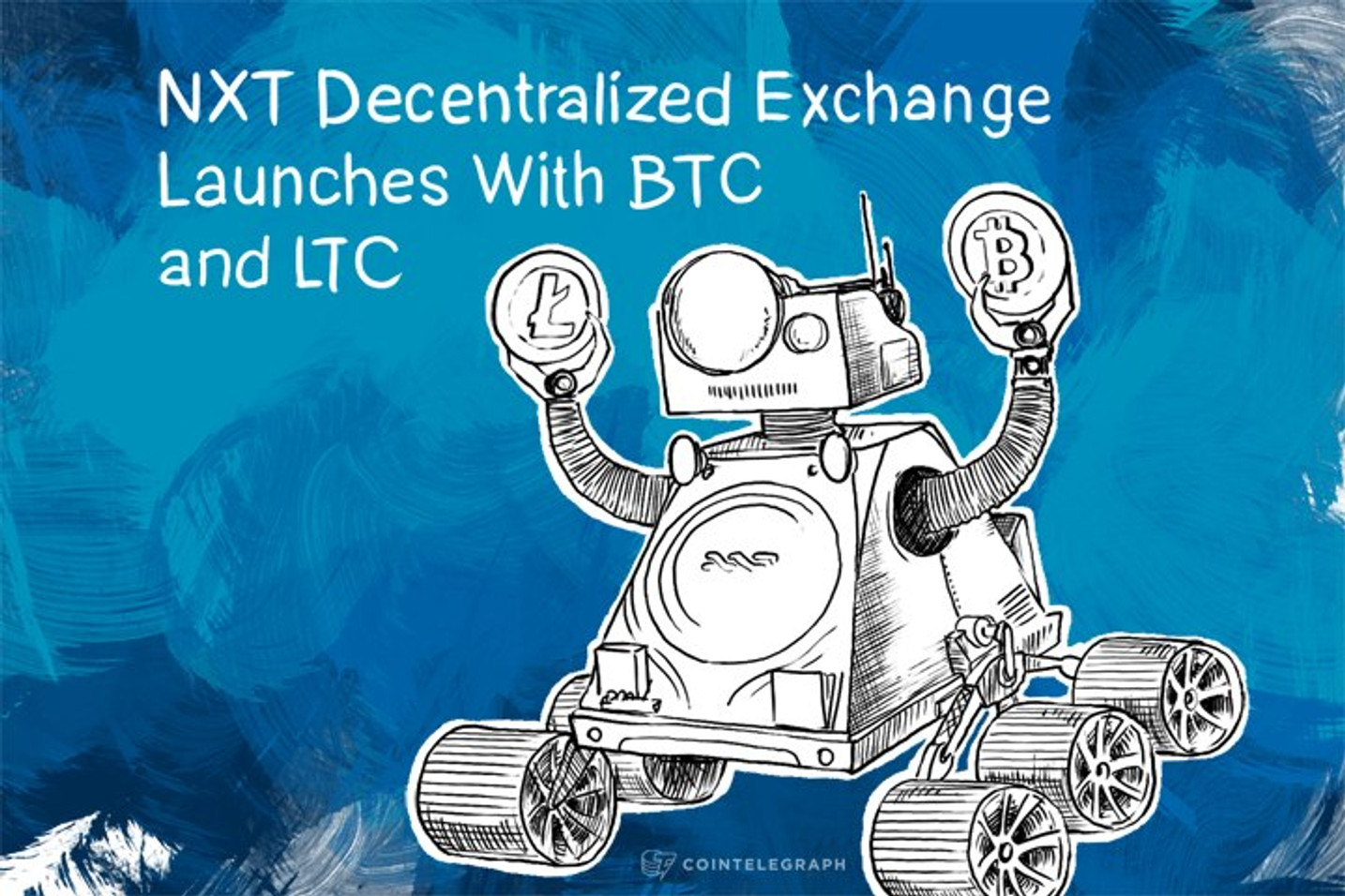 NXT Decentralized Exchange Launches With BTC and LTC
