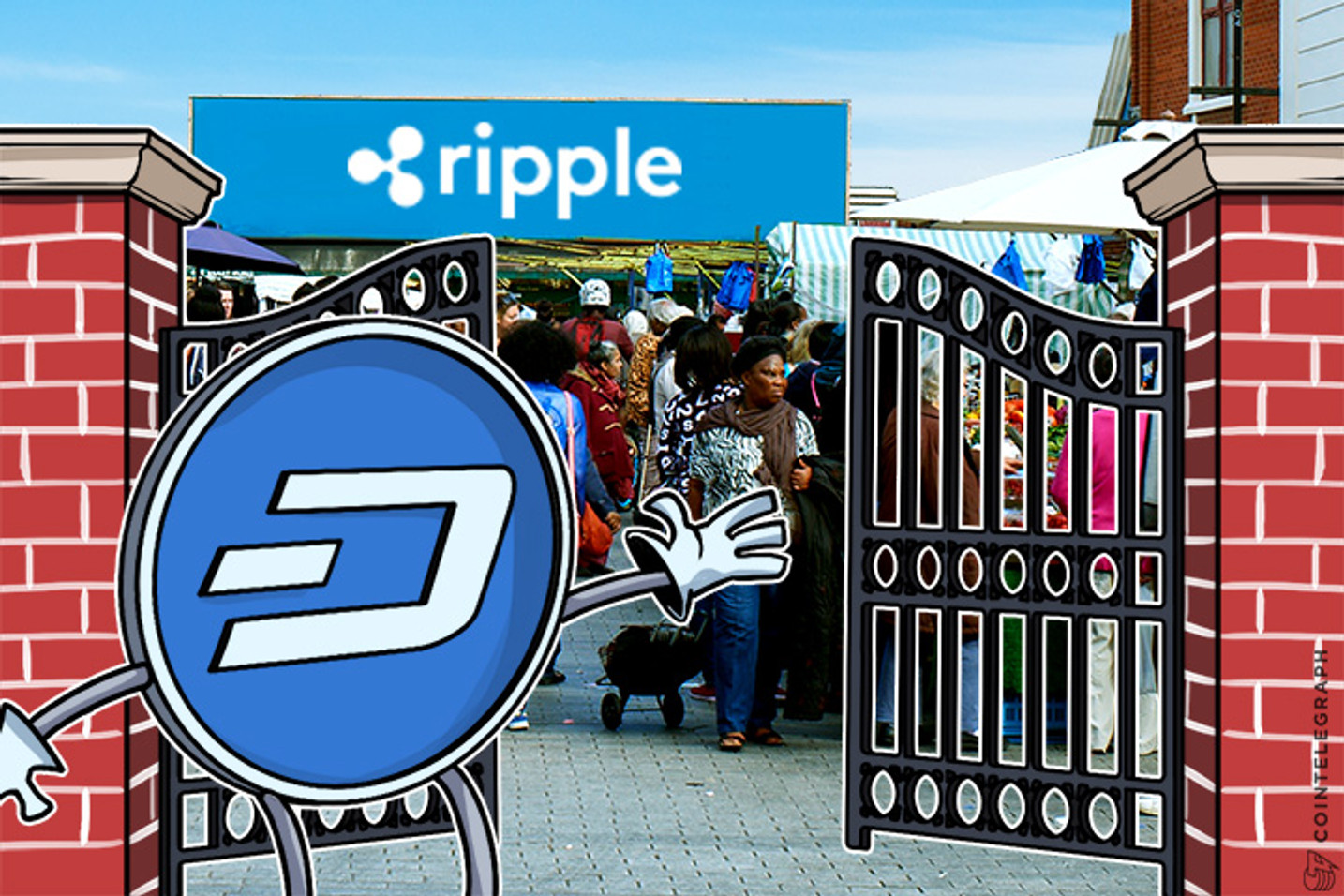 Dash-To-Ripple Gateways Heading to Market: Altcoin Watch