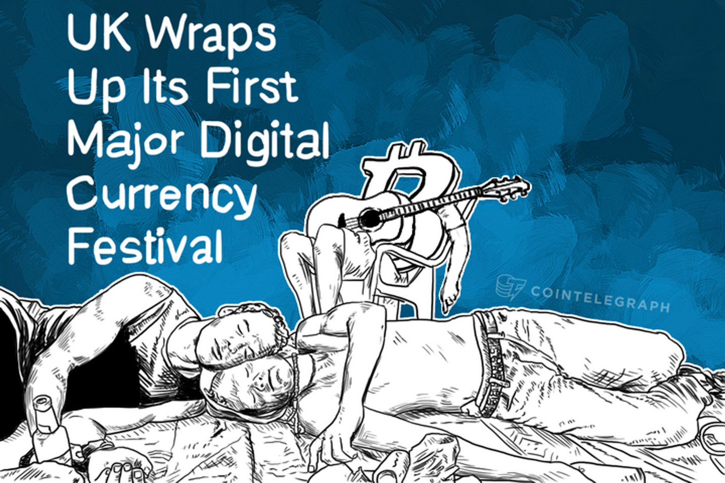 UK Wraps Up Its First Major Digital Currency Festival