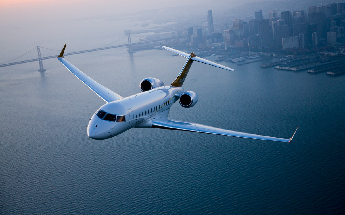 Private jet company books first Bitcoin customer