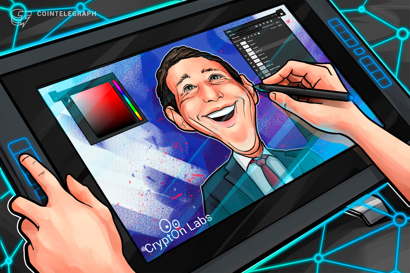 Blockchain Platform Offers Digital Collectibles of World Leaders and Politicians