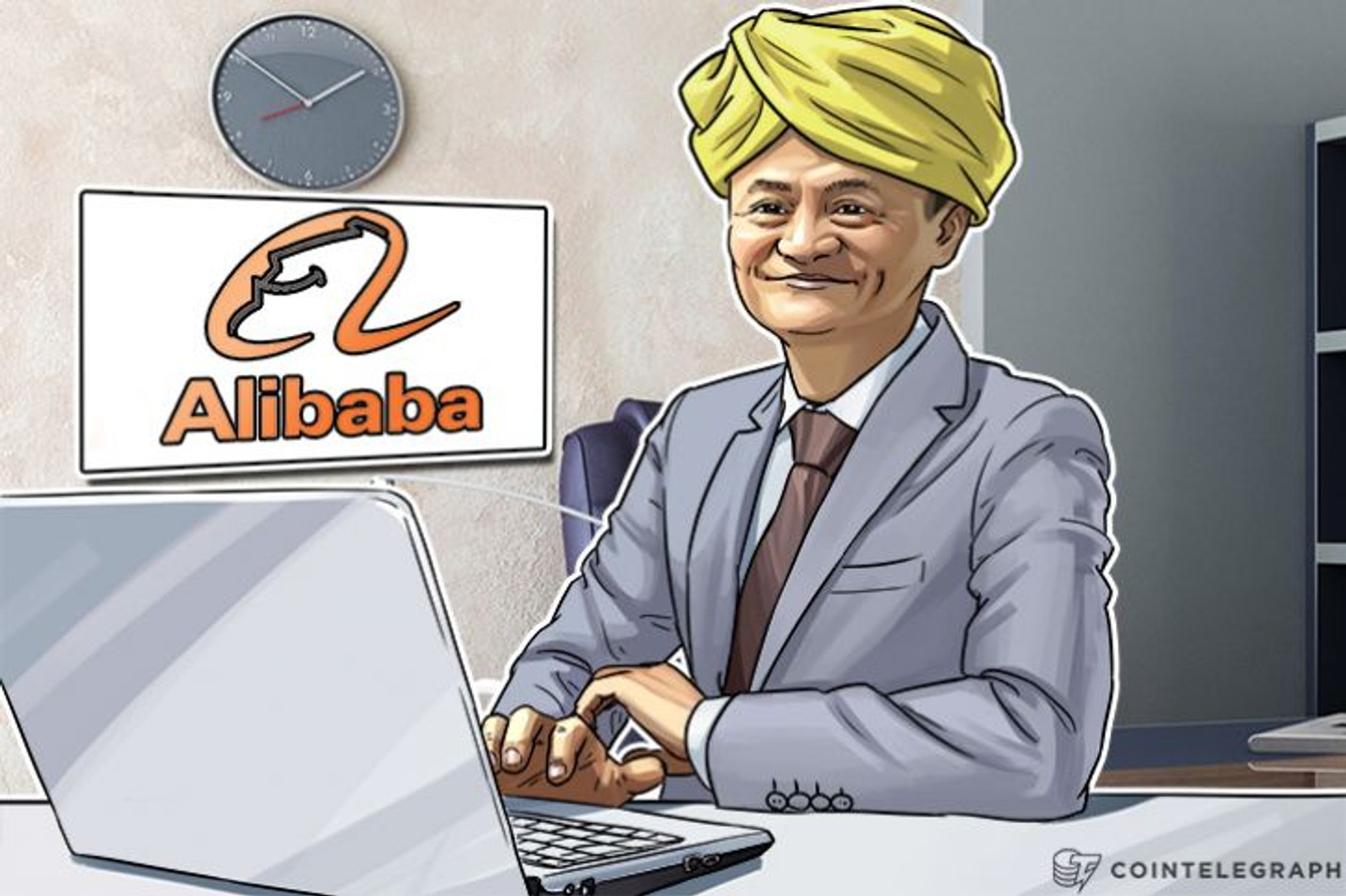 China's Alibaba Says New P2P Platform Is Not Crypto-Related