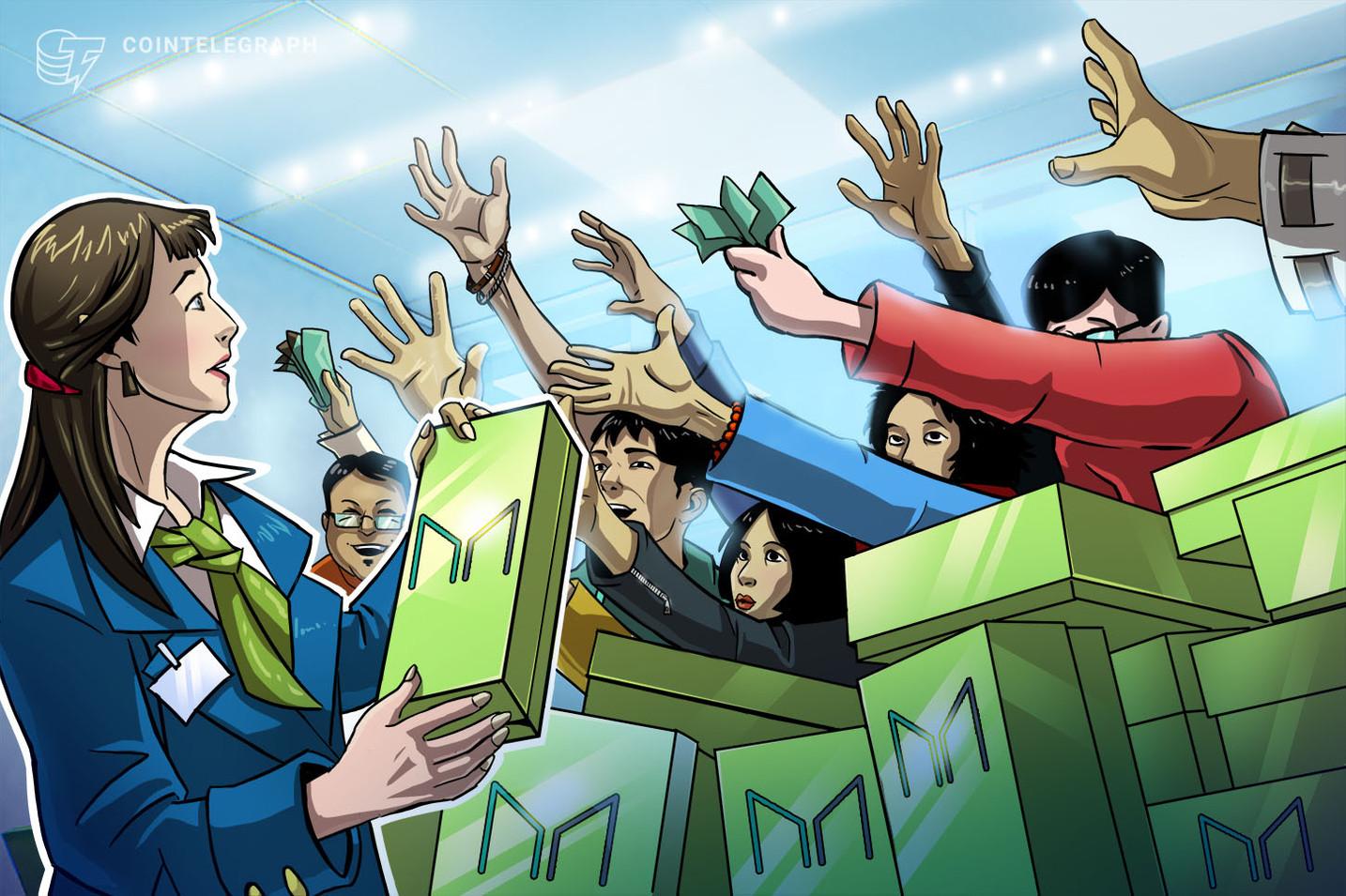 Postores pagan hasta un 24% menos por MKR en la fase dos de la subasta de MakerDAO