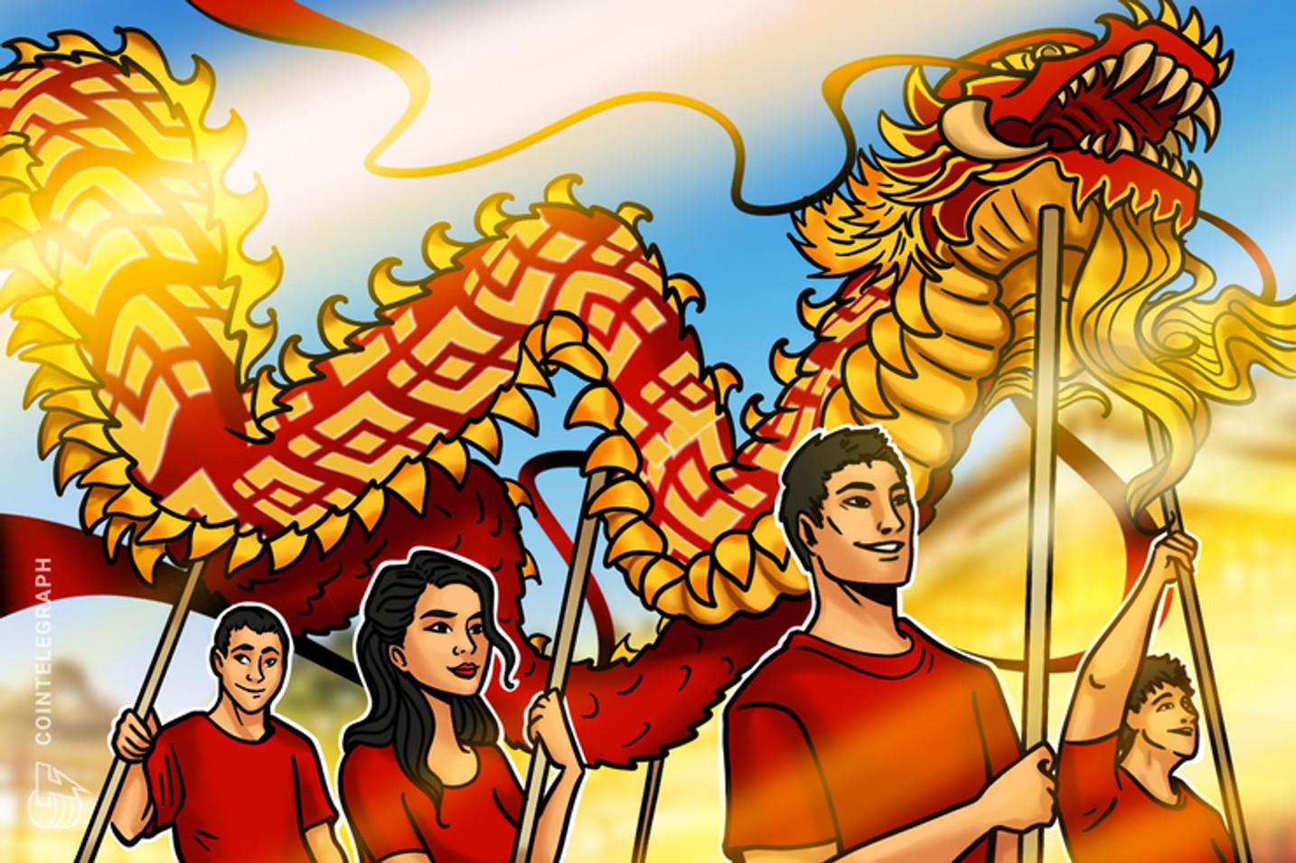 Regreso chino – Compañías de criptomonedas regresan a Asia
