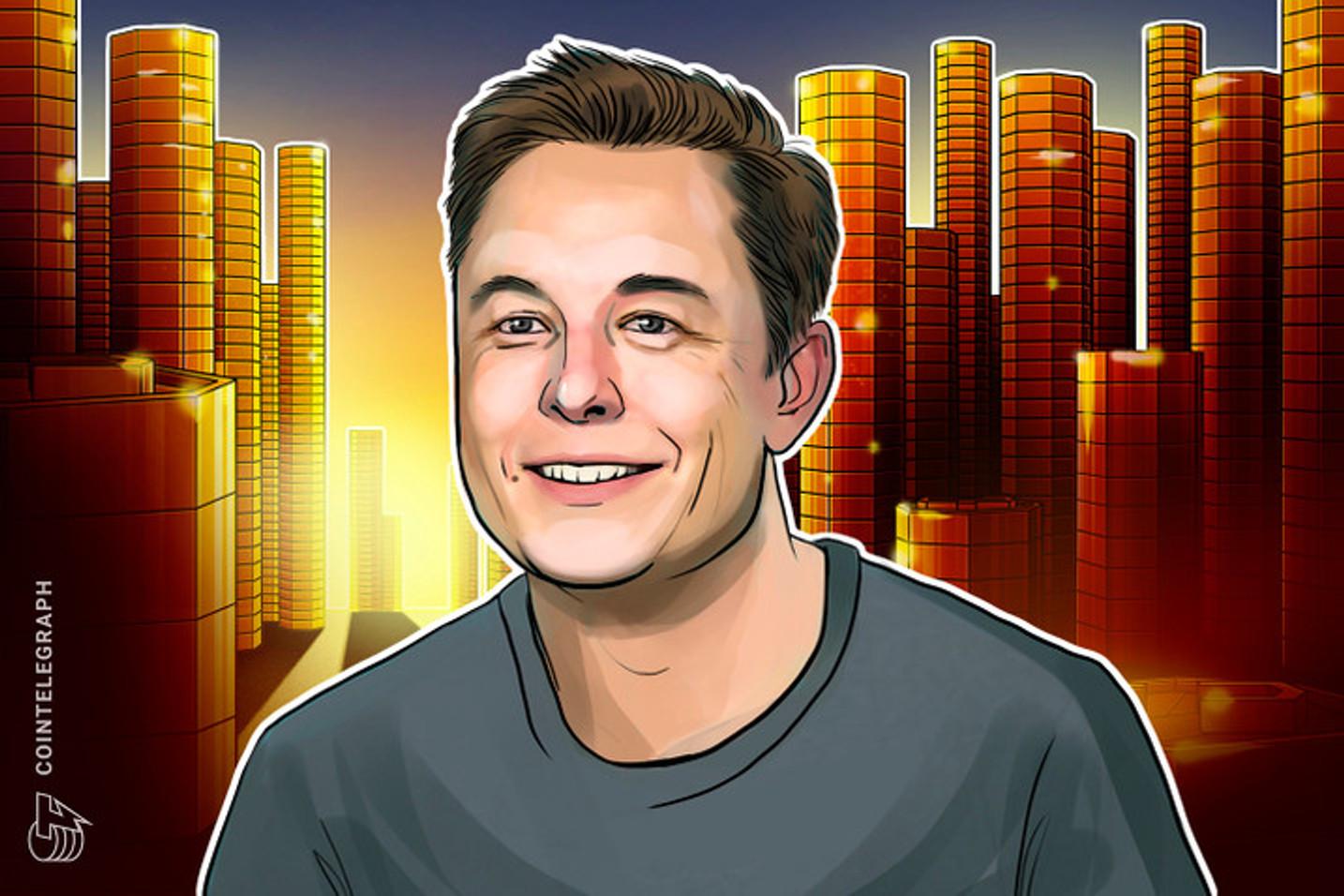 Depois de 'abençoar' o Bitcoin, Elon Musk anuncia que vai começar a implantar chips em cérebros humanos ainda em 2021