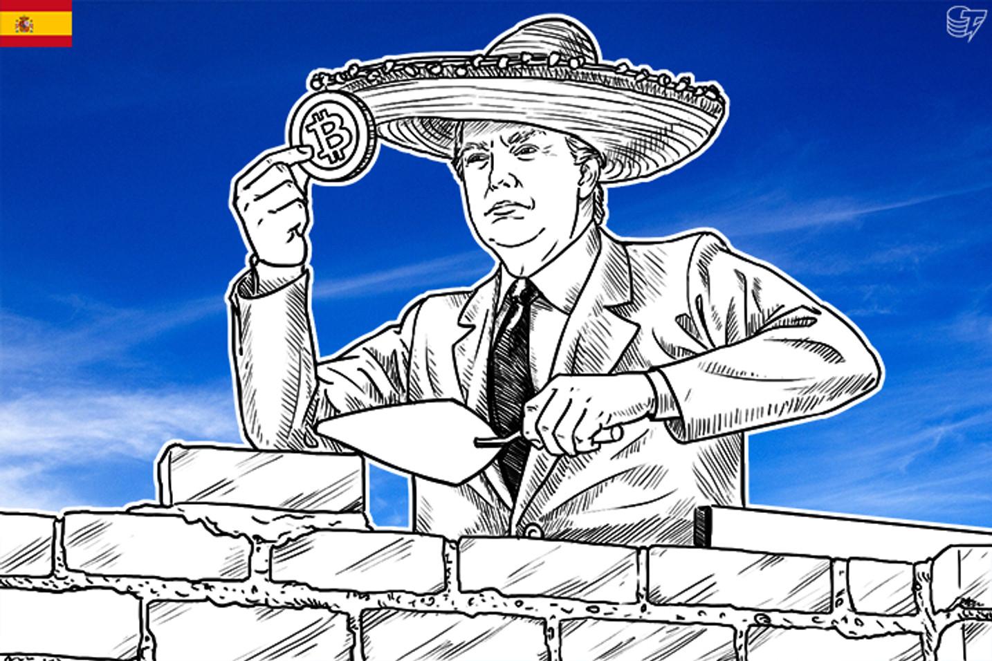 Bitcoin rompe el muro de Donald Trump