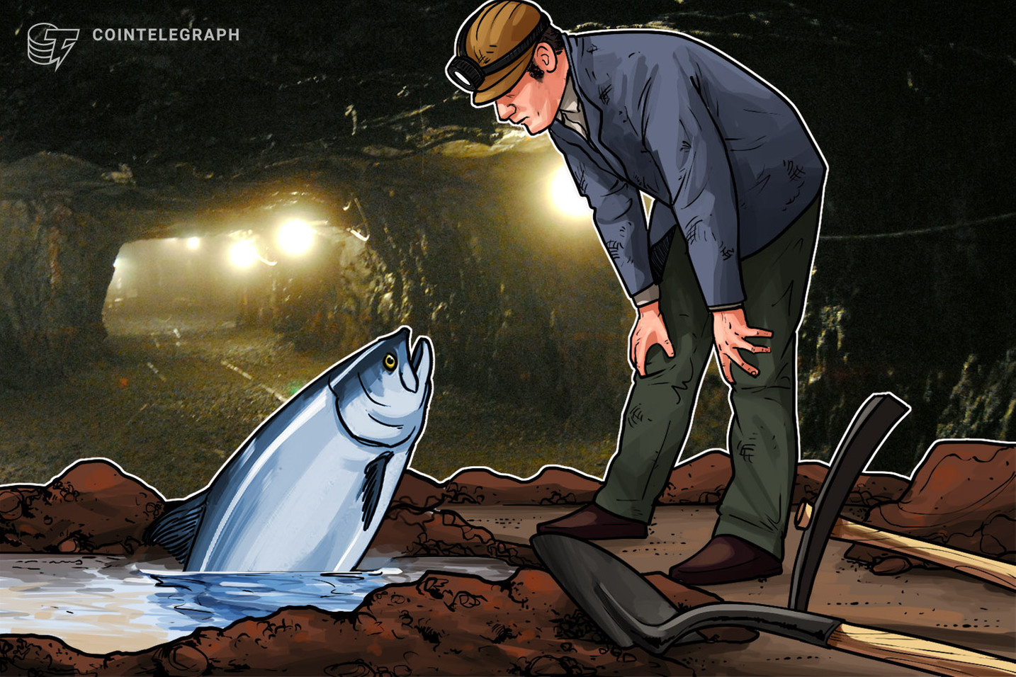 China: Locals Allegedly Laying Cable via Fish Ponds to Steal Oil Well Power for BTC Mining