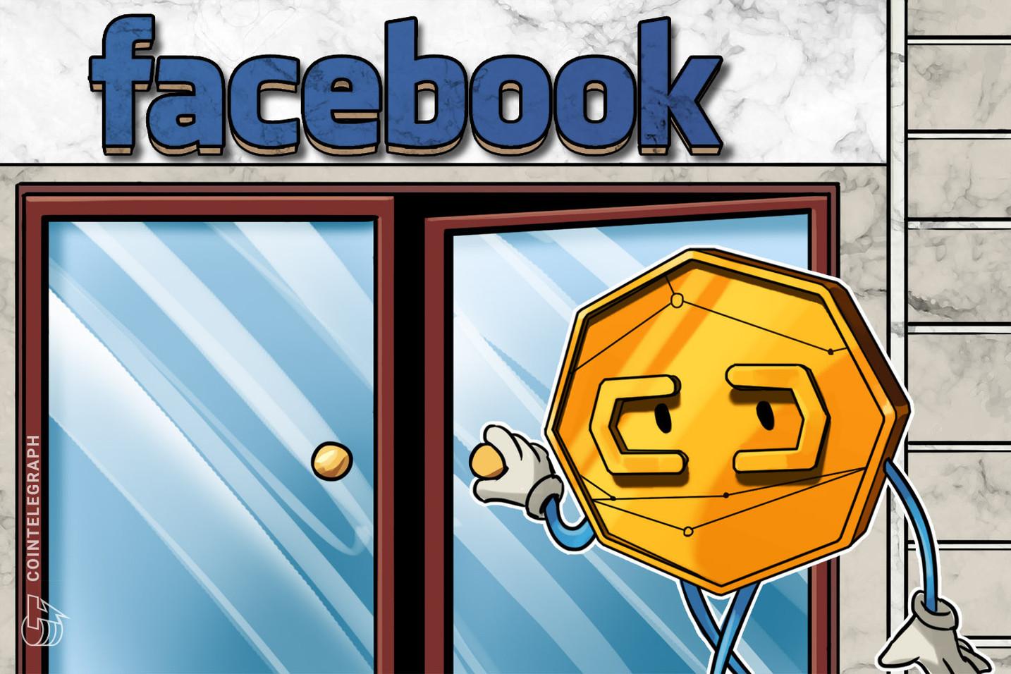 Facebook registra una nuova società fintech in Svizzera
