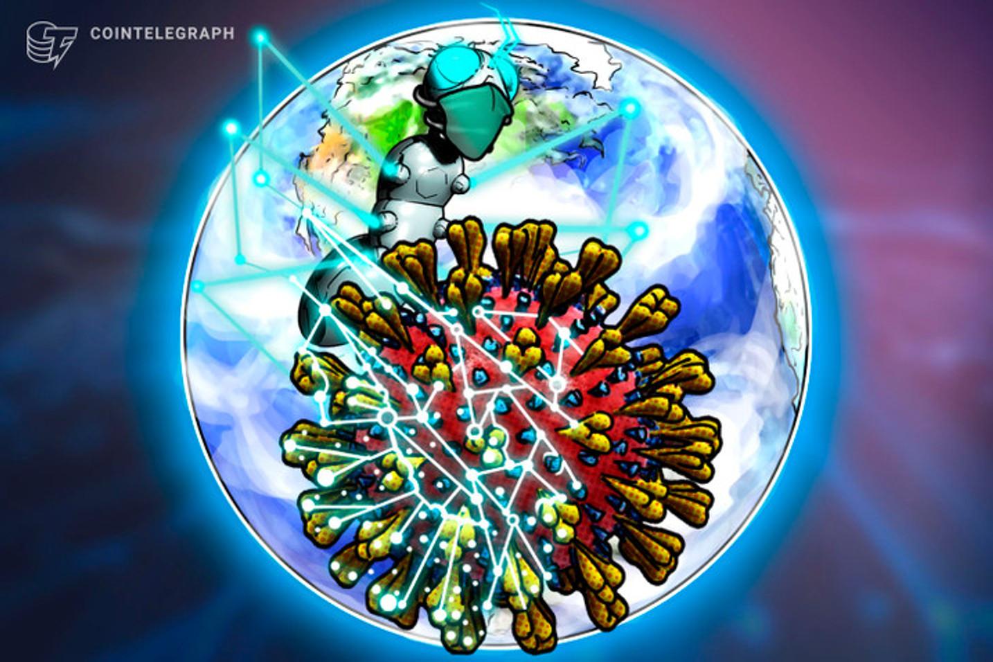 España: Plataforma blockchain MiPasa aporta datos a investigaciones sobre Covid-19