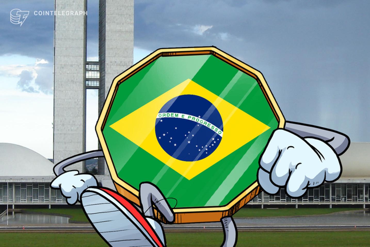"""""""Los gobiernos están aturdidos por la naturaleza económica y legal de las criptomonedas"""", dice experto en gobernabilidad de la Cámara de Representantes de Brasil"""