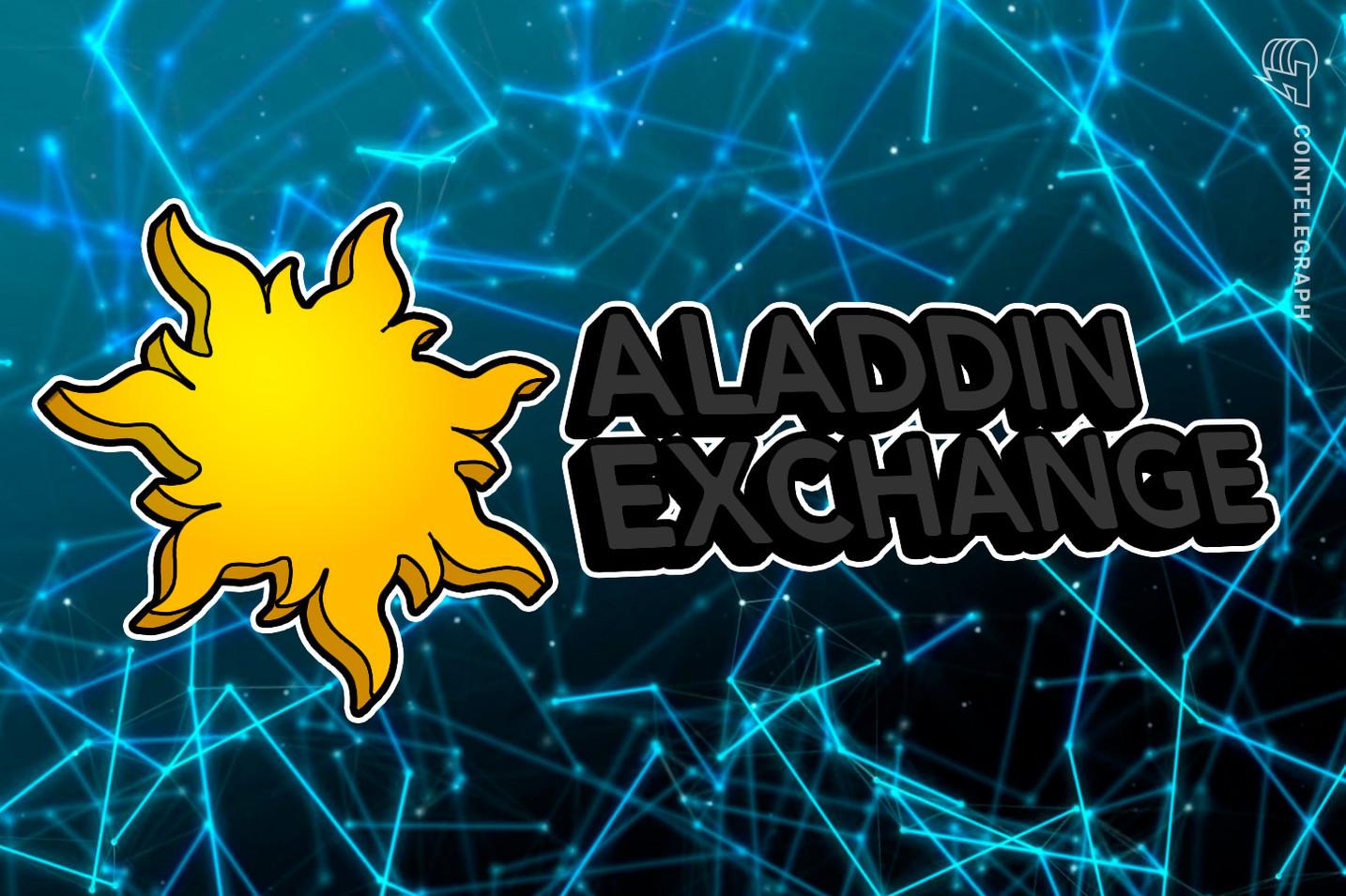 TNC IT Group's Aladdin Exchange pre-launch event begins