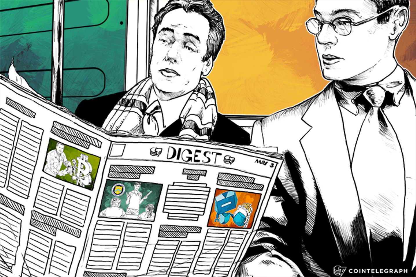 MAY 8 DIGEST: Bitcoin Exchange ItBit Raises $25m And Opens Shop in US, BitPagos Strikes Deal With Big Mexican E-Commerce Partner