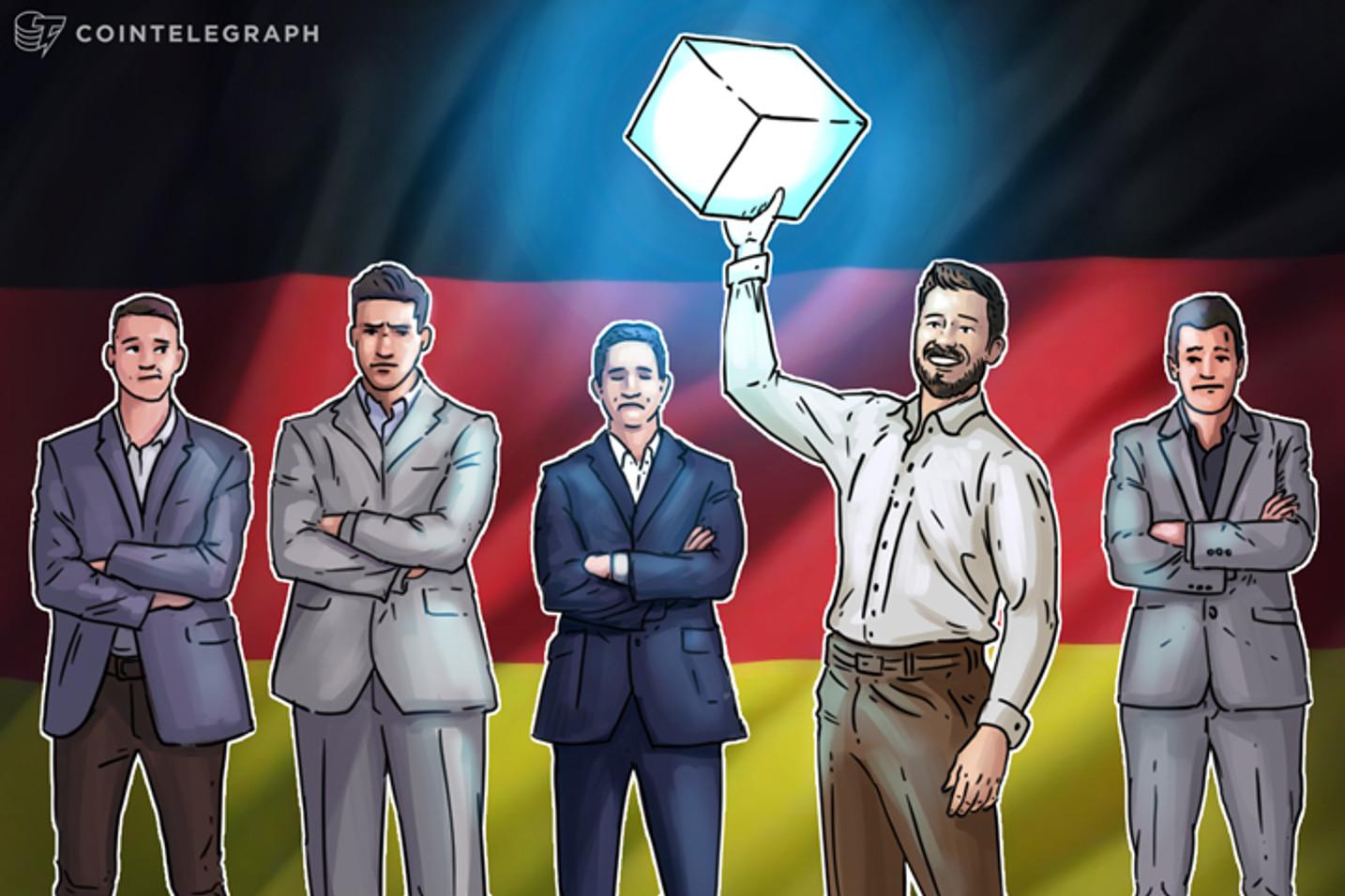 Bitkom-Umfrage: Sind deutsche Unternehmen bereit  für Blockchain?