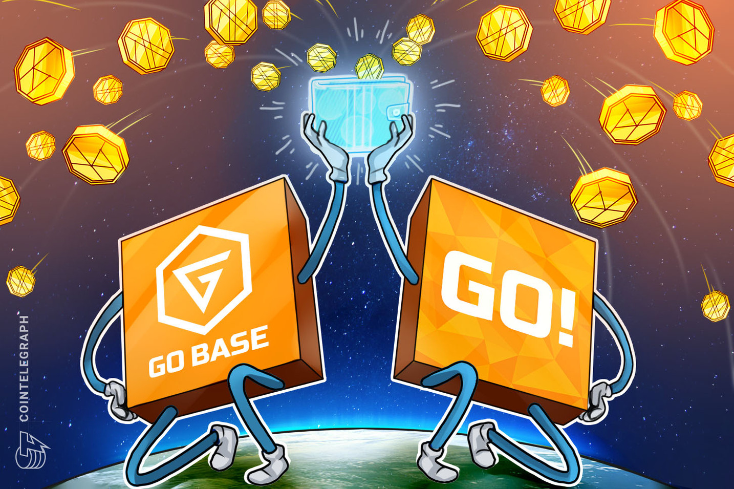 多くのDappゲームに採用されているGO!WALLETがブロックチェーンサービスの価値を迅速に最大化していく「GOBASE」をリリース