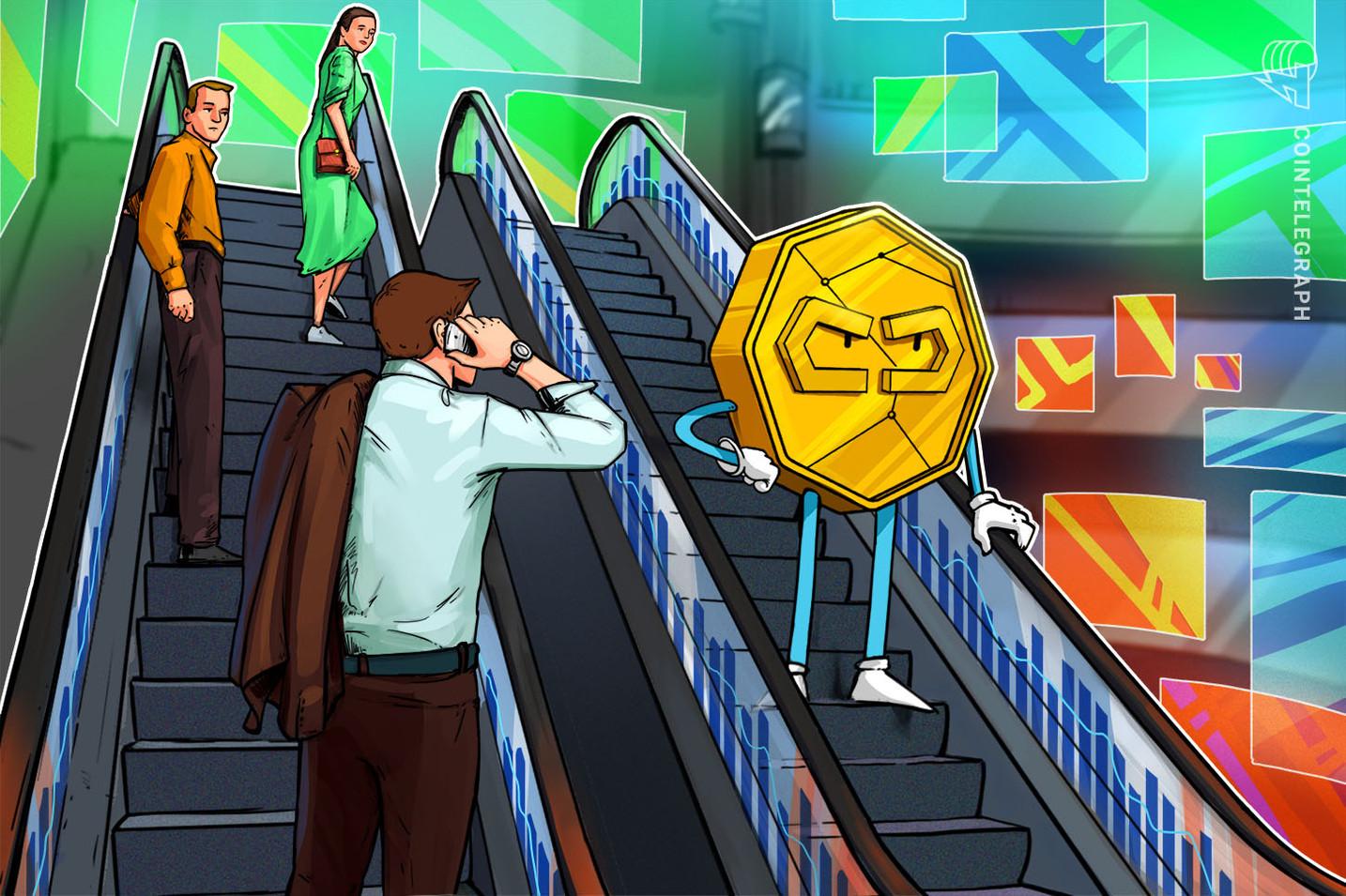 Improvvisa contrazione dei mercati: Bitcoin torna sotto i 3.800$