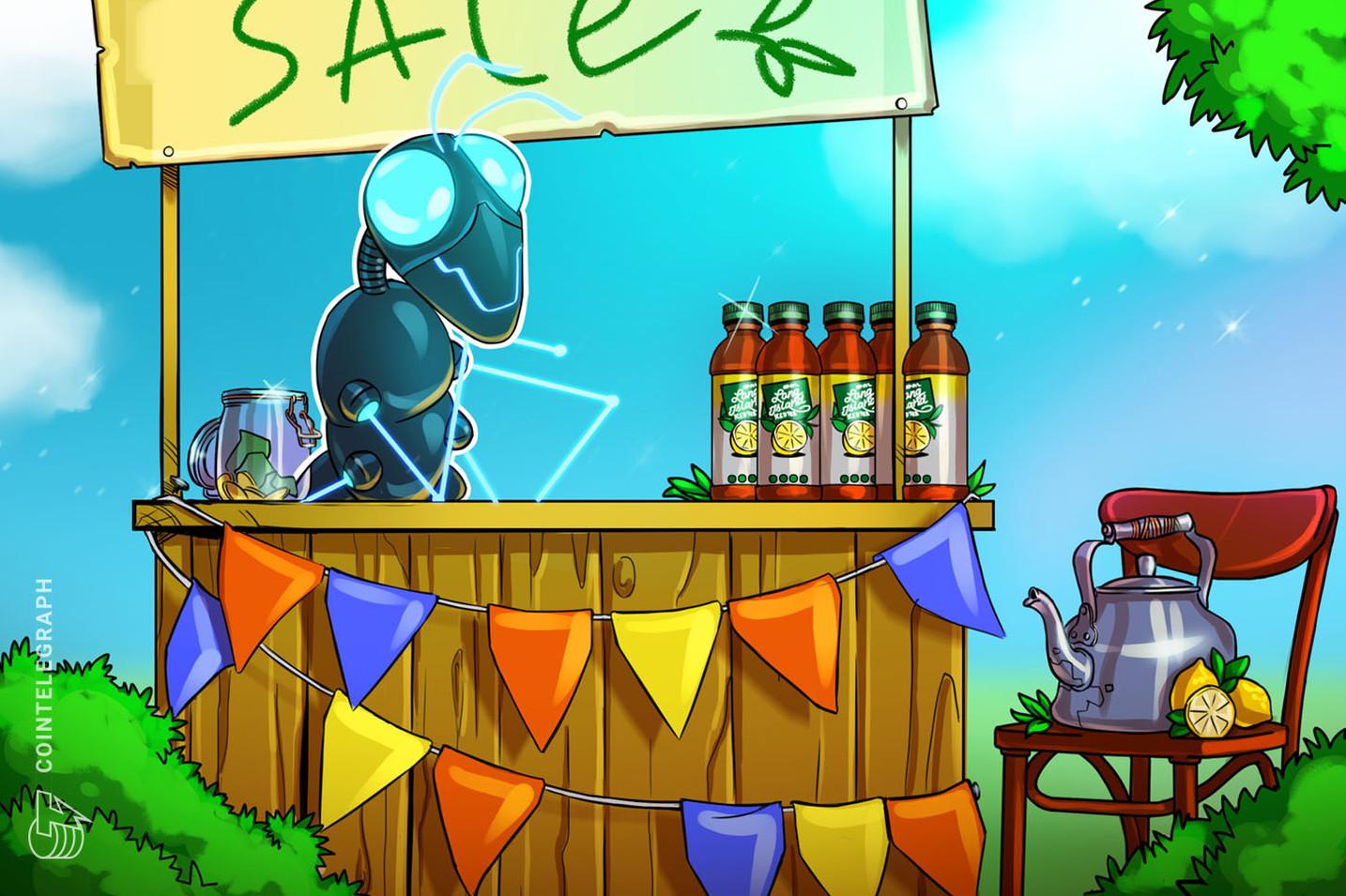 Long Blockchain Corp. vende la propria filiale dedicata al commercio di bevande